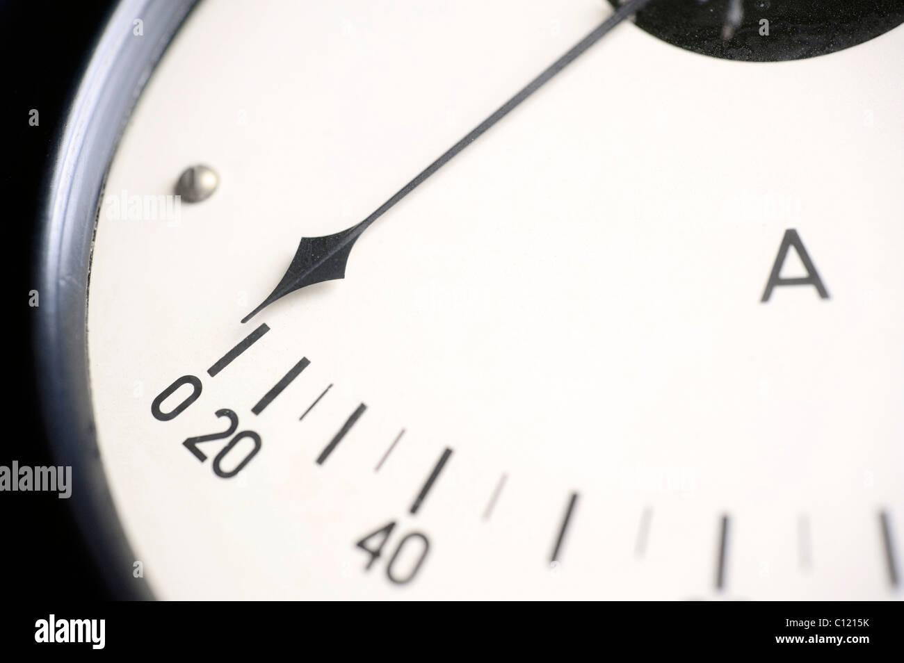 Großartig Amperemeter Symbol Zeitgenössisch - Elektrische Schaltplan ...