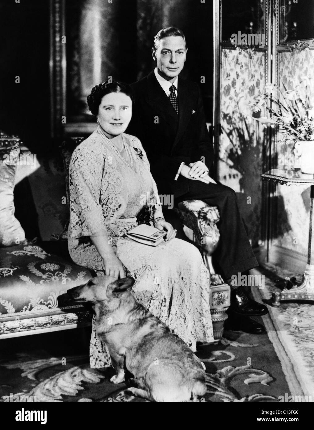 könig von england 1940