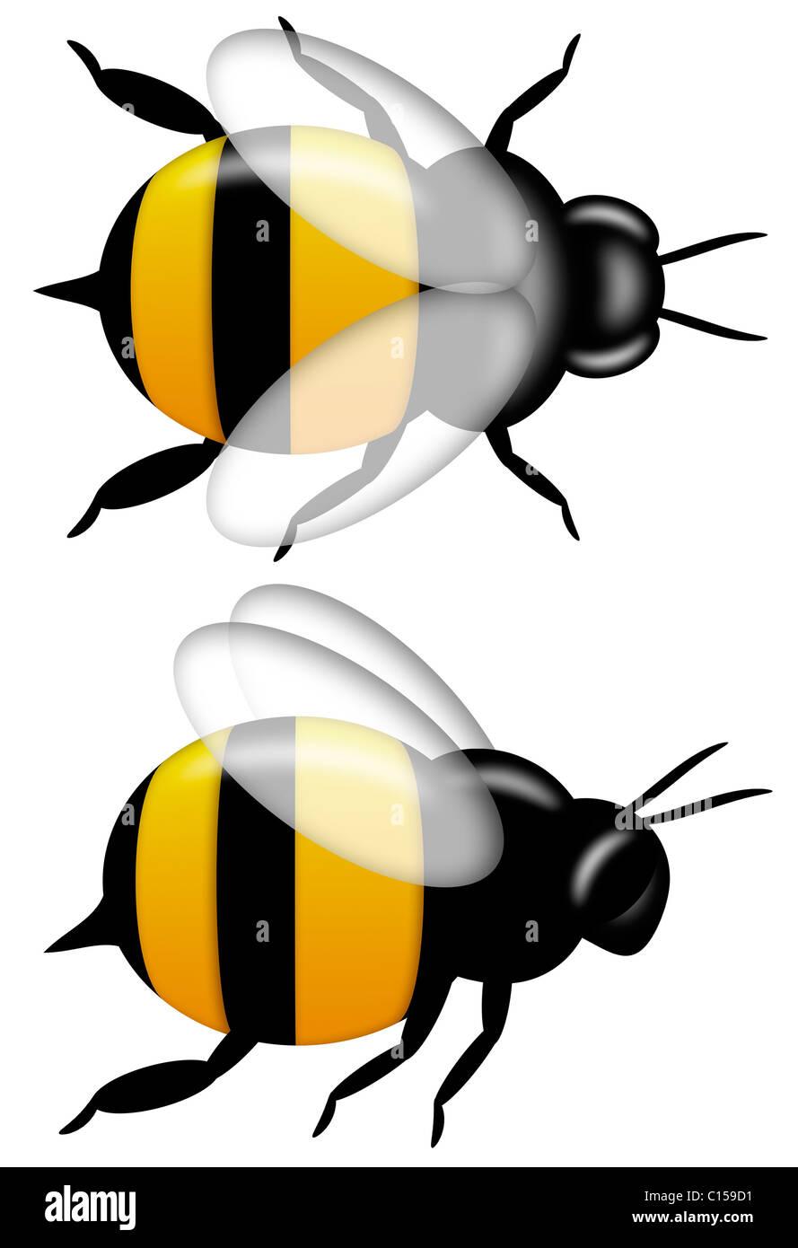 Ausgezeichnet Bumble Bee Bienenstock Färbung Seite Fotos - Entry ...