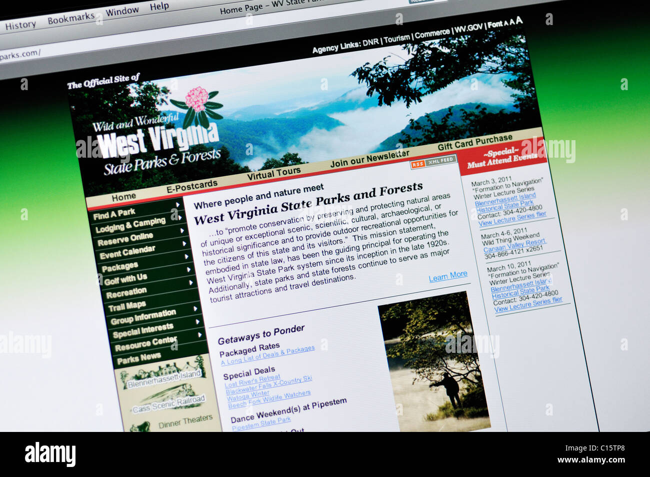 West Virginia State Stockfotos West Virginia State Bilder Alamy