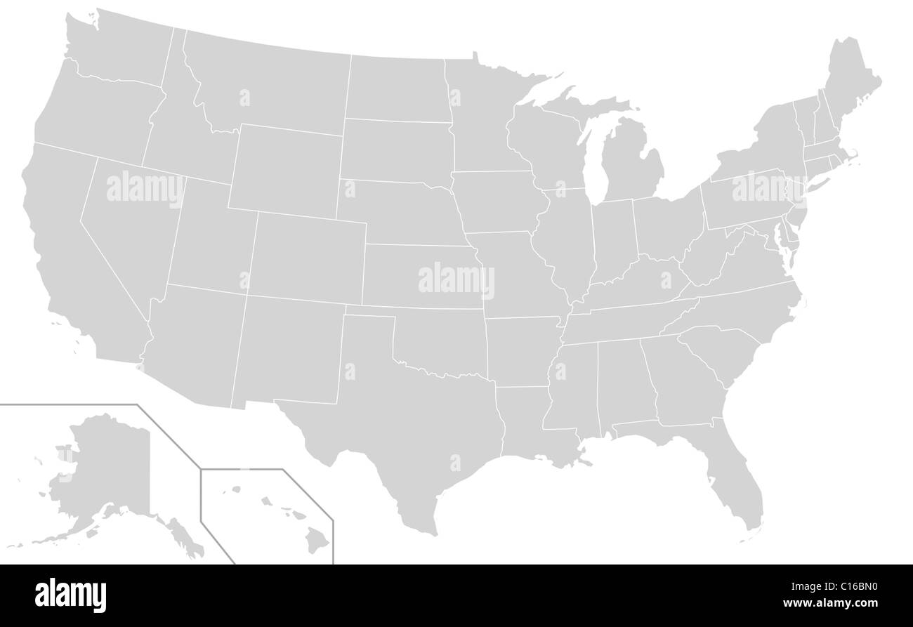 Amerika Karte Schwarz Weiß.Amerika Karte Stockfotos Amerika Karte Bilder Alamy