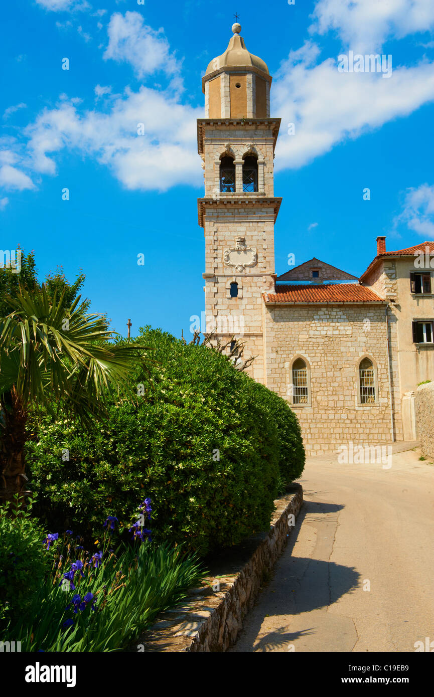 Church Of St. Francis Croatia Stockfotos & Church Of St. Francis ...