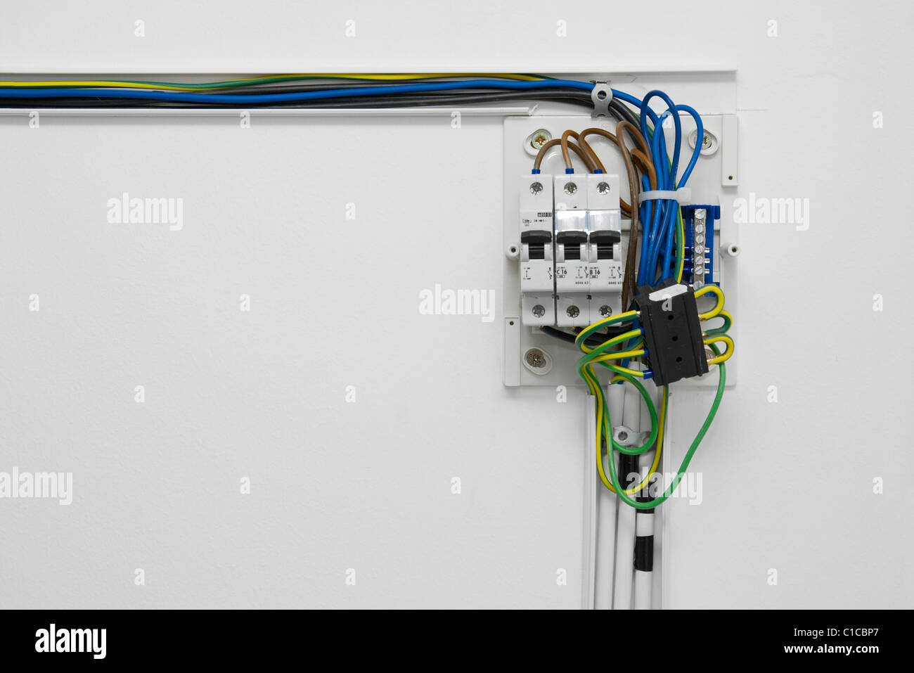 Tolle Was Ist Der Weiße Draht In Der Elektrischen Verkabelung ...