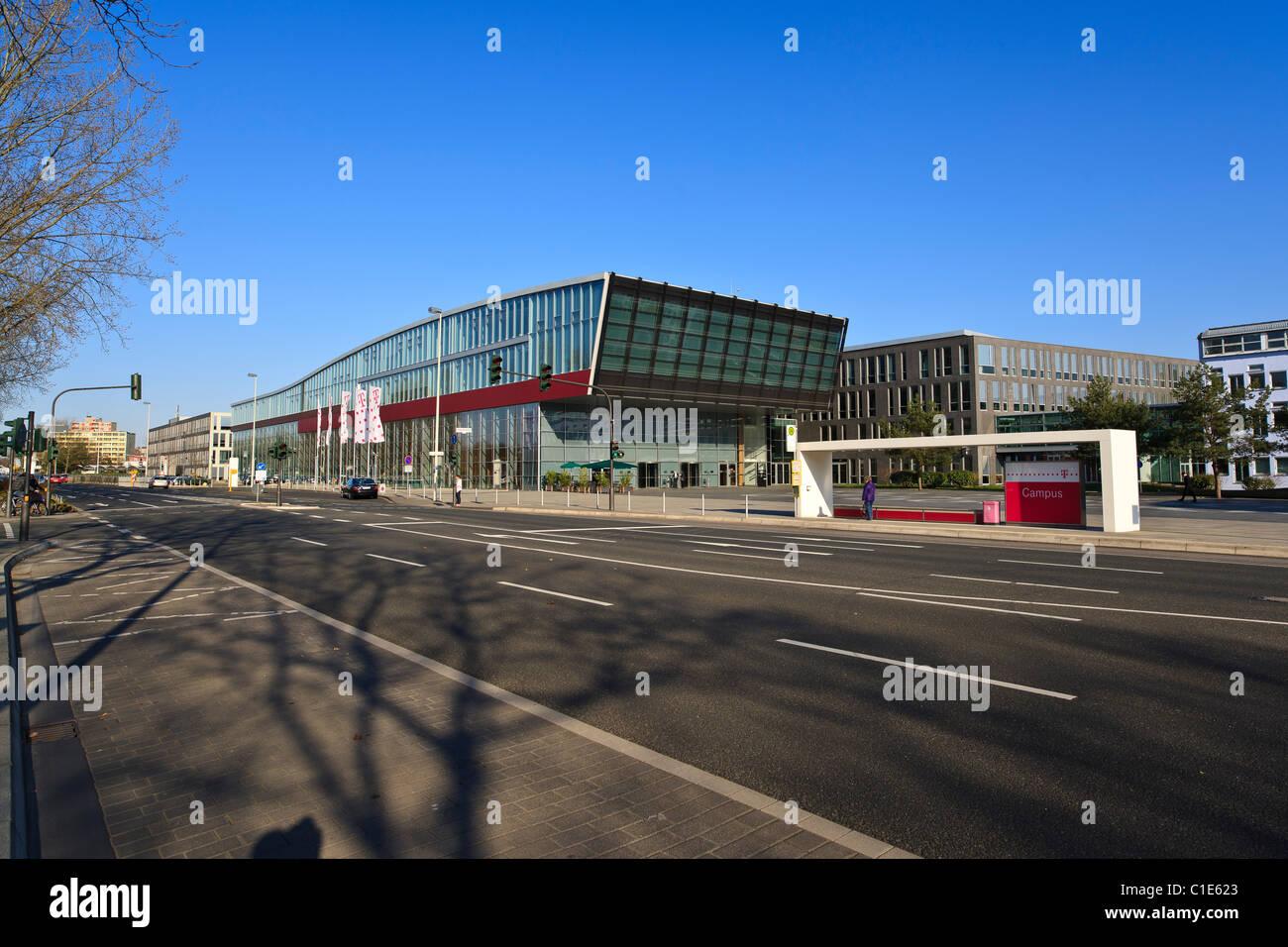 Deutsche Telekom Gebäude Ehemalige T Mobile Auf Dem Campus Der