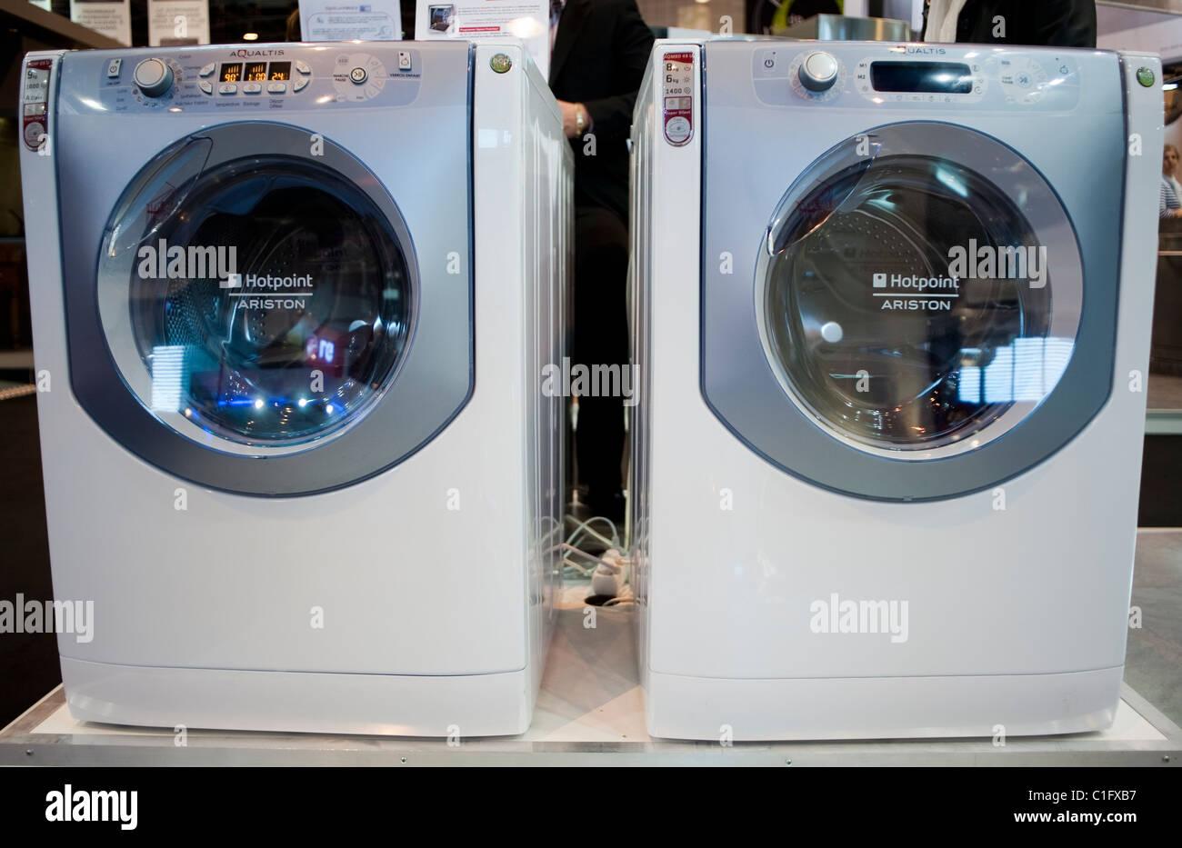 Home Verbesserungen, zuhause Energie sparen Geräte, Hotpoint Ariston ...