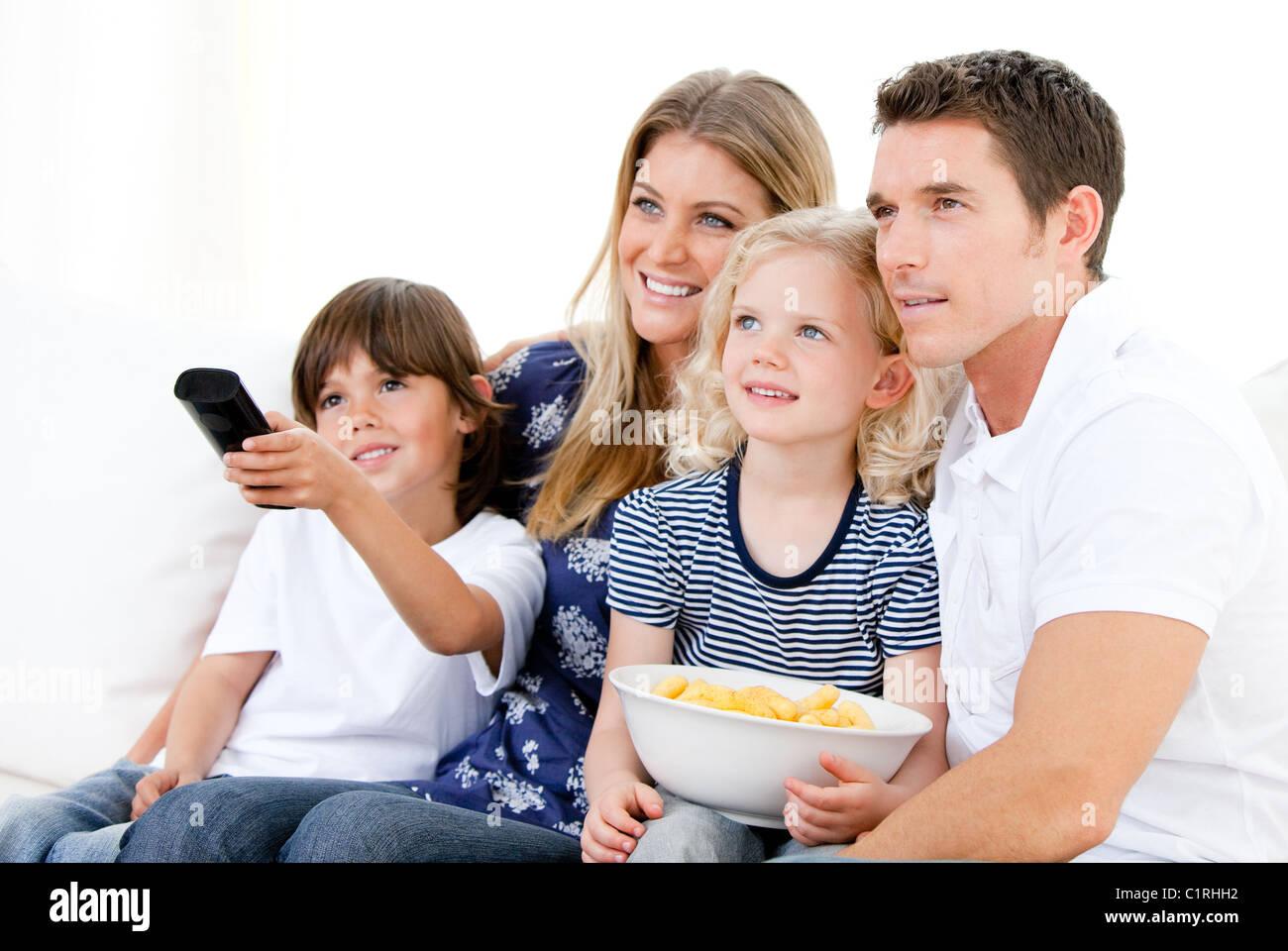 einen film anschauen