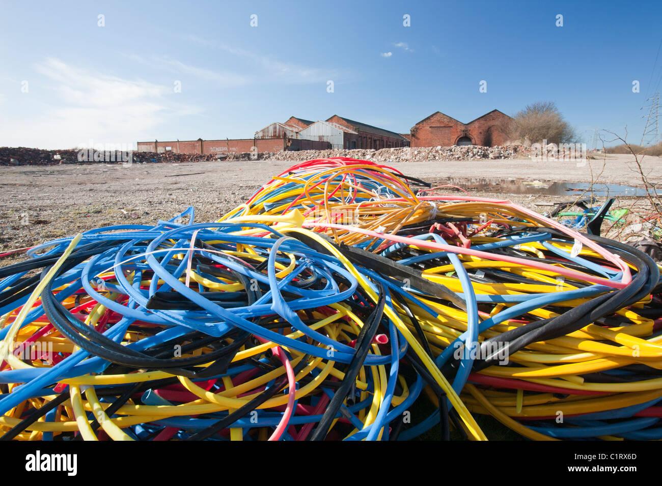 Plastic Coating Stockfotos & Plastic Coating Bilder - Alamy