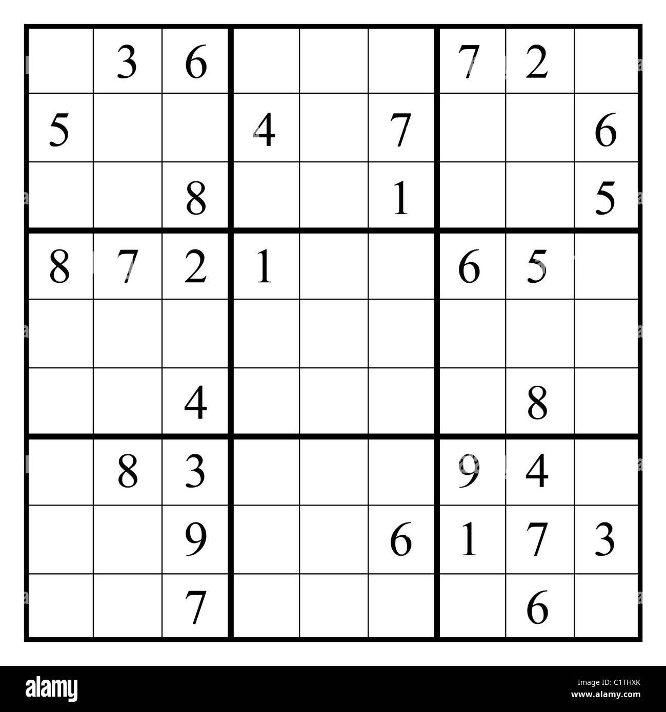Ziemlich Sudoku 4x4 Zum Ausdrucken Zeitgenössisch - Malvorlagen Von ...