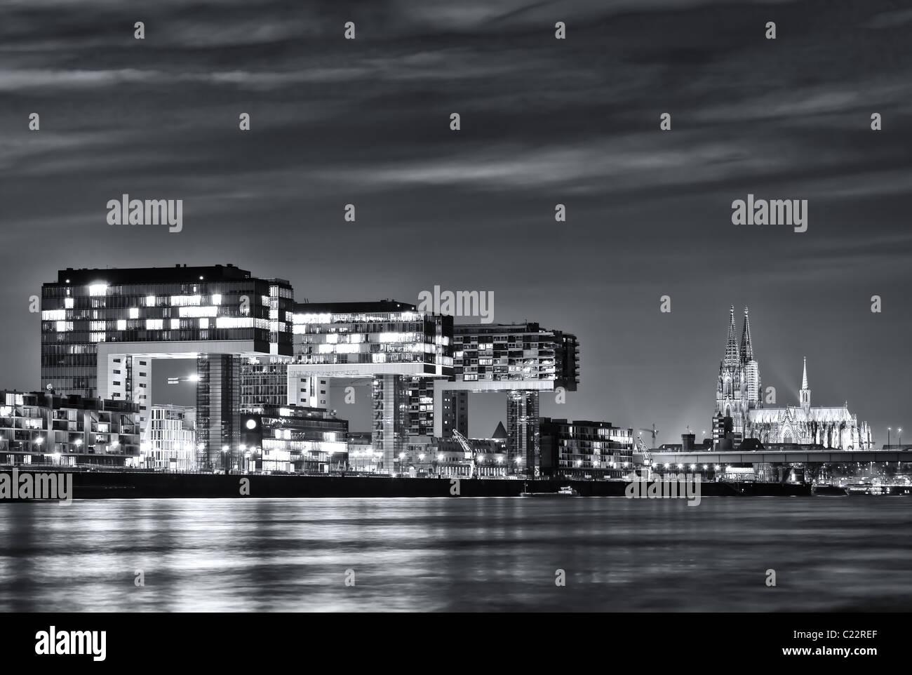 Köln (Köln), Deutschland Stockbild