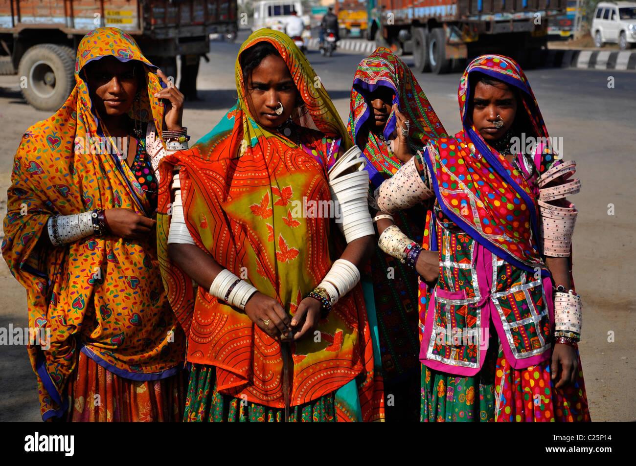 Gujarat Frauen