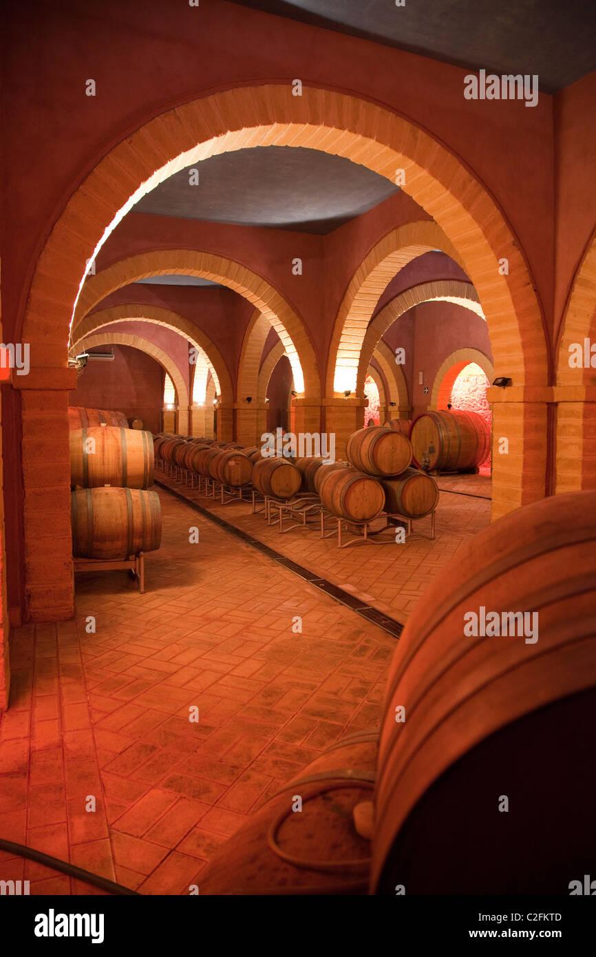 Sicily Wine Stockfotos & Sicily Wine Bilder - Alamy