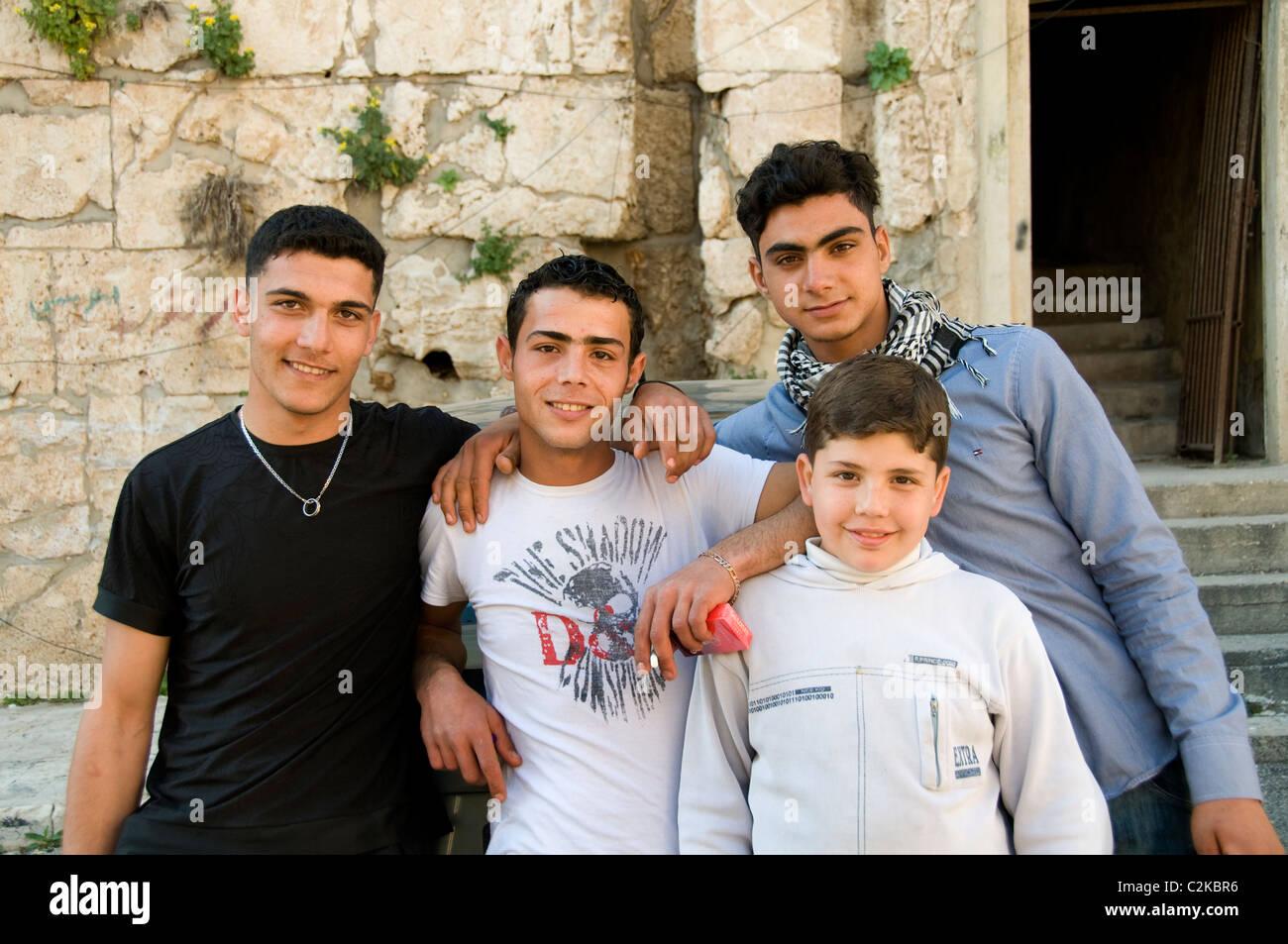 Teen Syrien