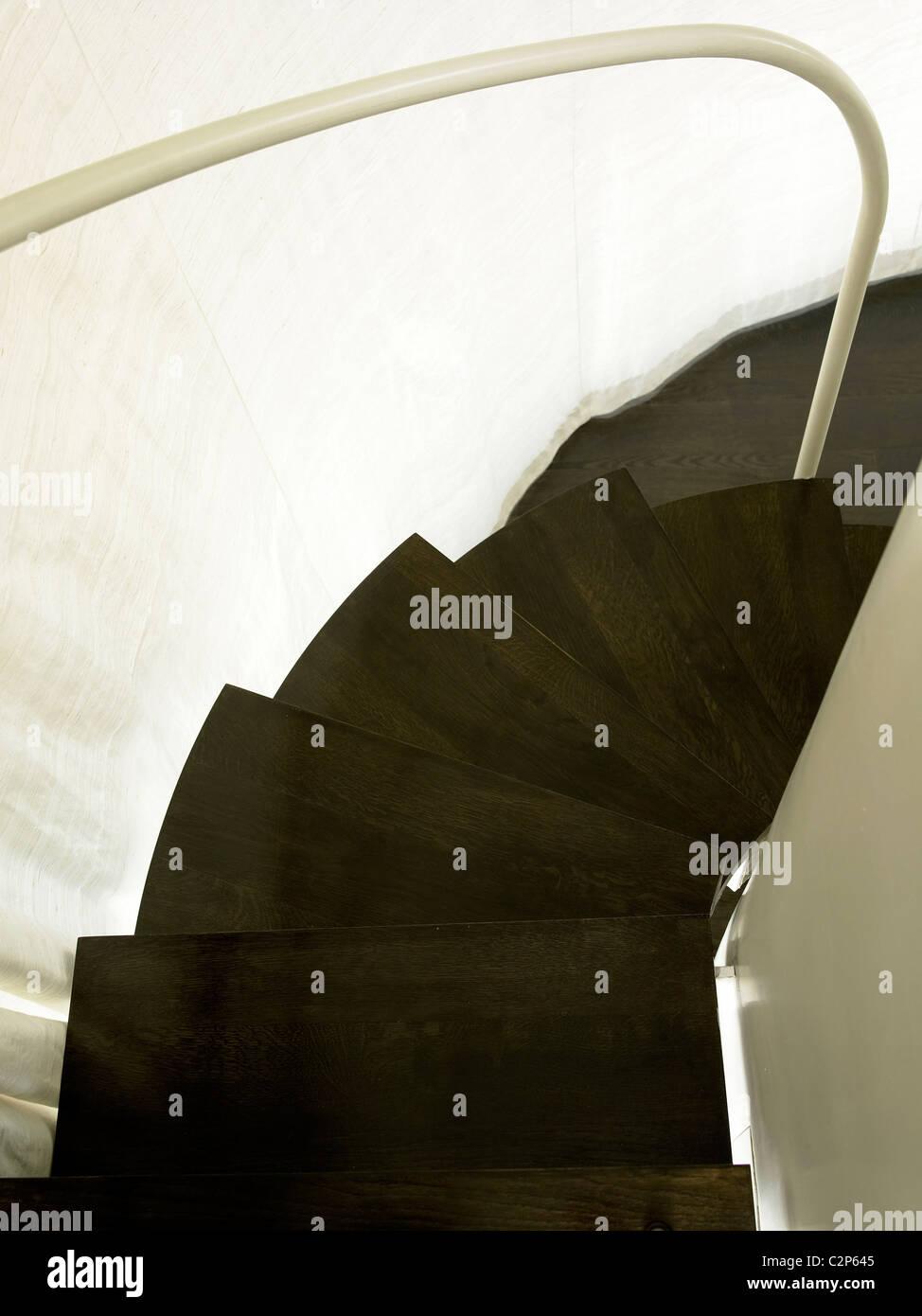 Wohn-Interieur Stockbild
