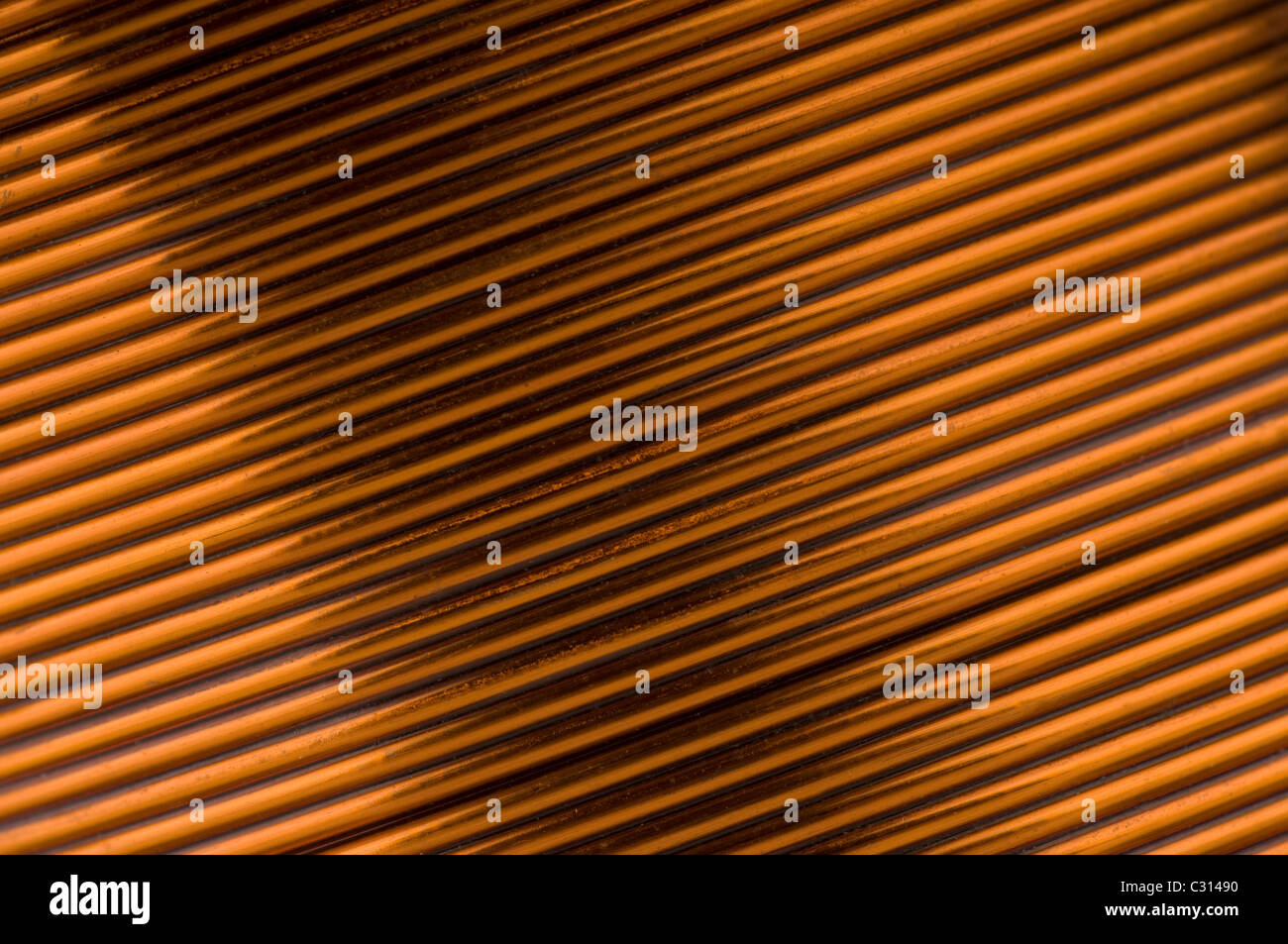 Copper Coil Stockfotos & Copper Coil Bilder - Alamy