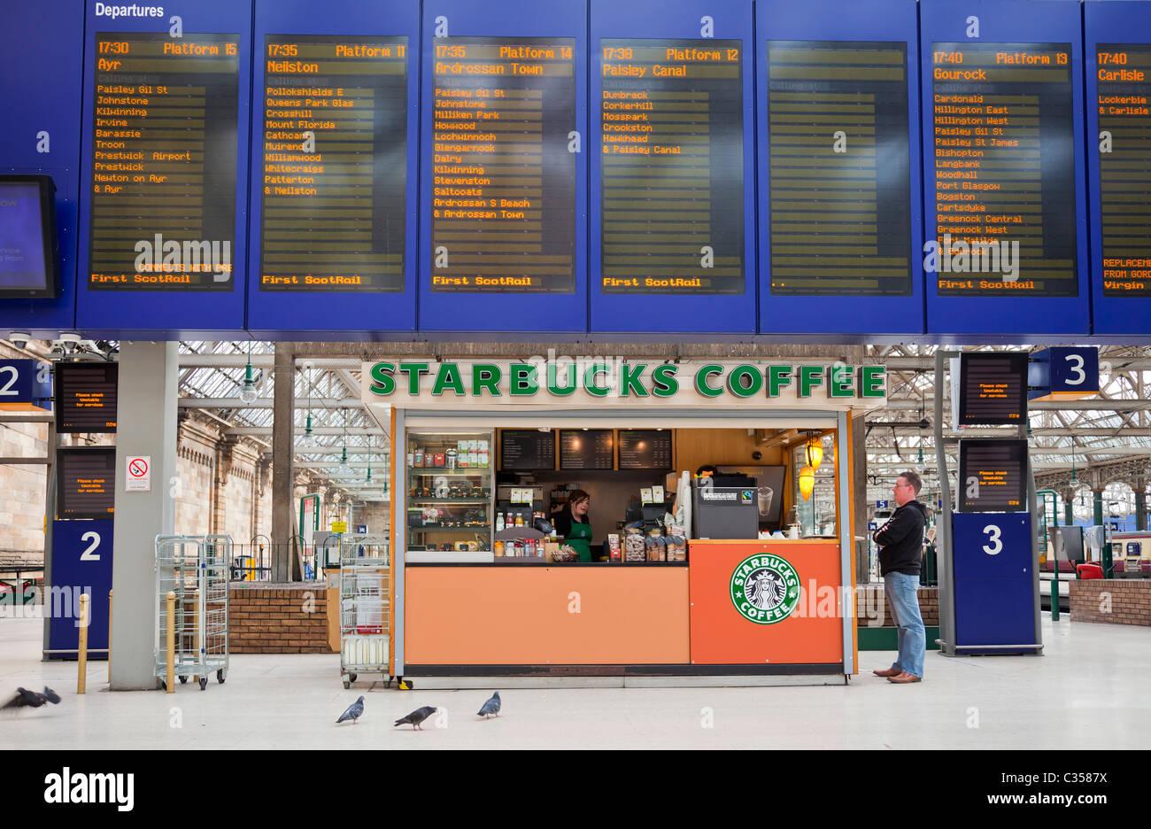 Fast Food Glasgow Stockfotos & Fast Food Glasgow Bilder - Alamy