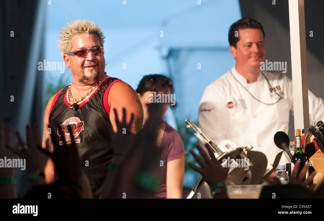 Guy Fieri Miami Beach Stockfotos & Guy Fieri Miami Beach Bilder - Alamy