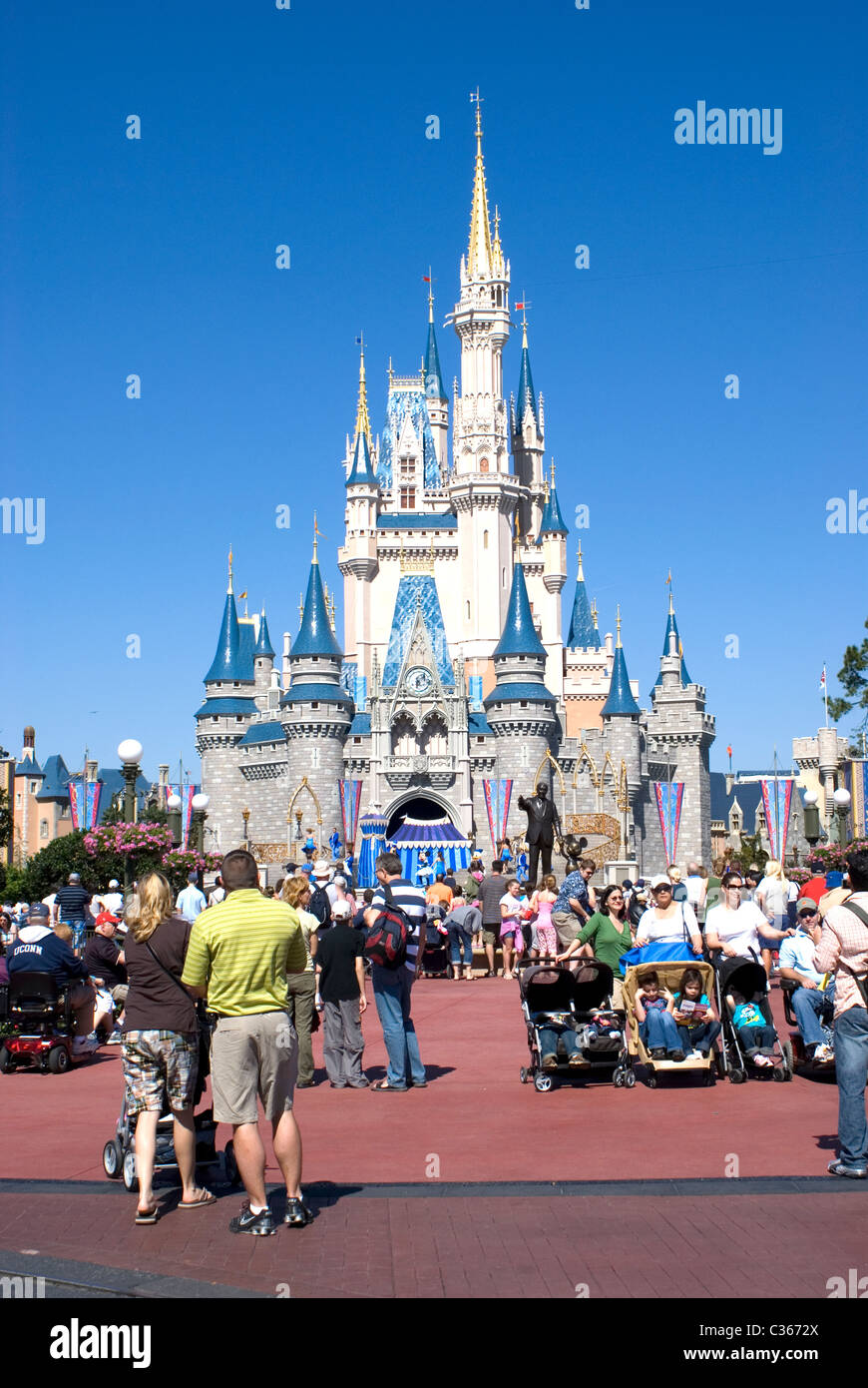 cinderella schloss walt disney world resort orlando