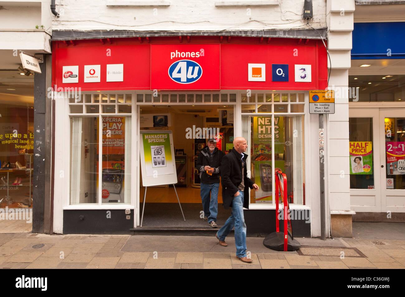 Mobile Phones Store Stockfotos & Mobile Phones Store Bilder - Alamy