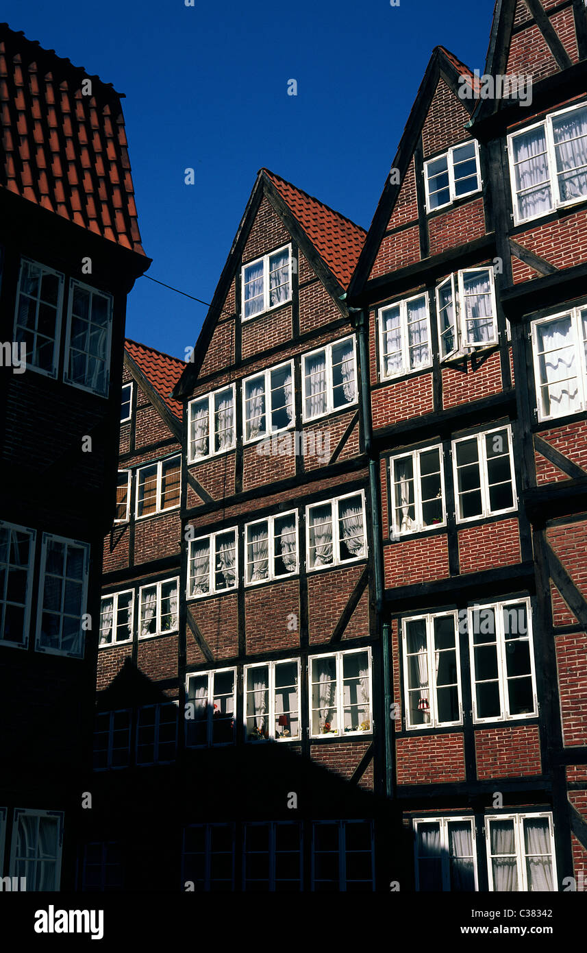 Medieval Timbered Fachwerk House Stockfotos& Medieval Timbered Fachwerk House Bilder Alamy