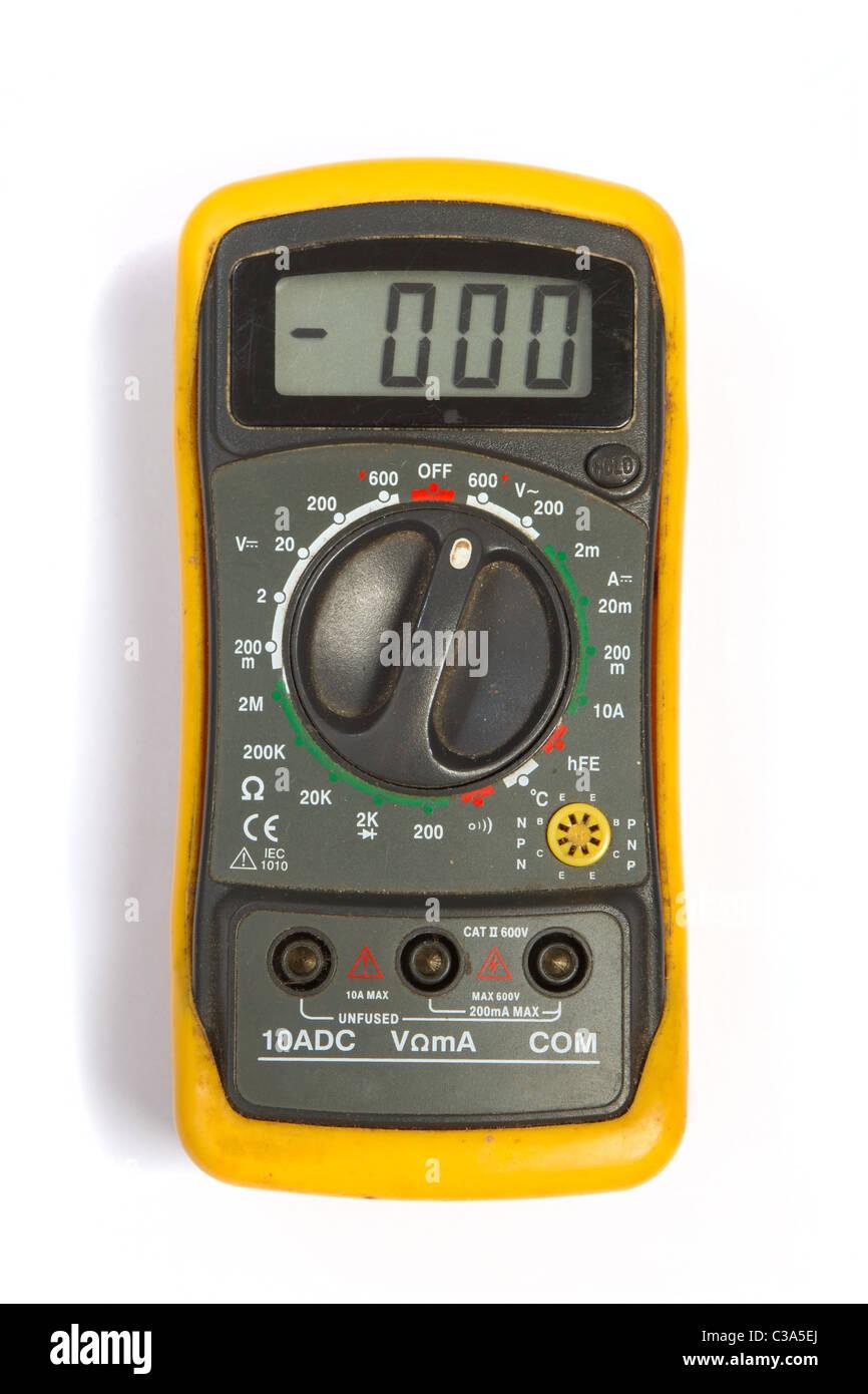 Electrical Gauge Stockfotos & Electrical Gauge Bilder - Alamy