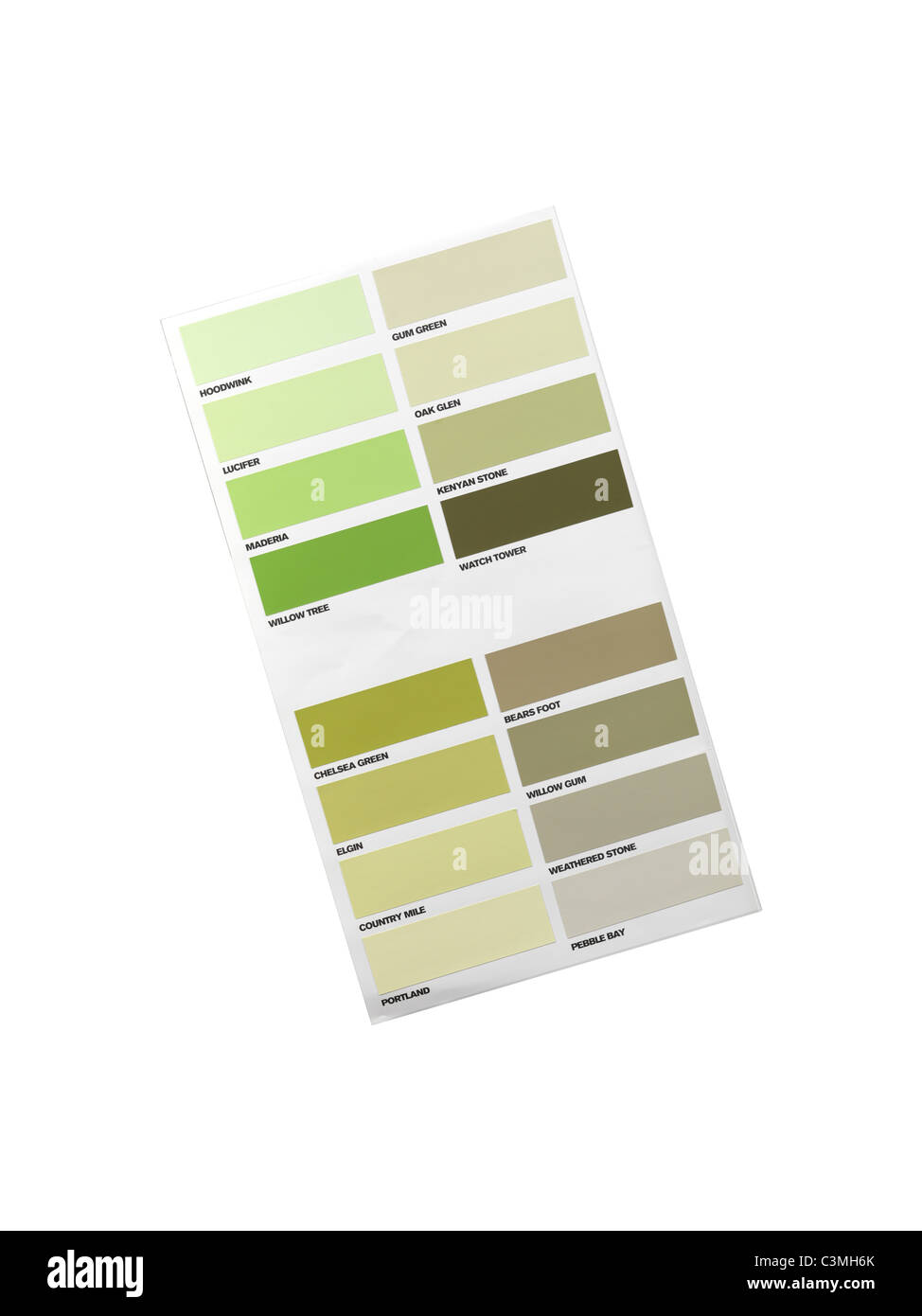 A Cmyk Color Chart Stockfotos & A Cmyk Color Chart Bilder - Alamy