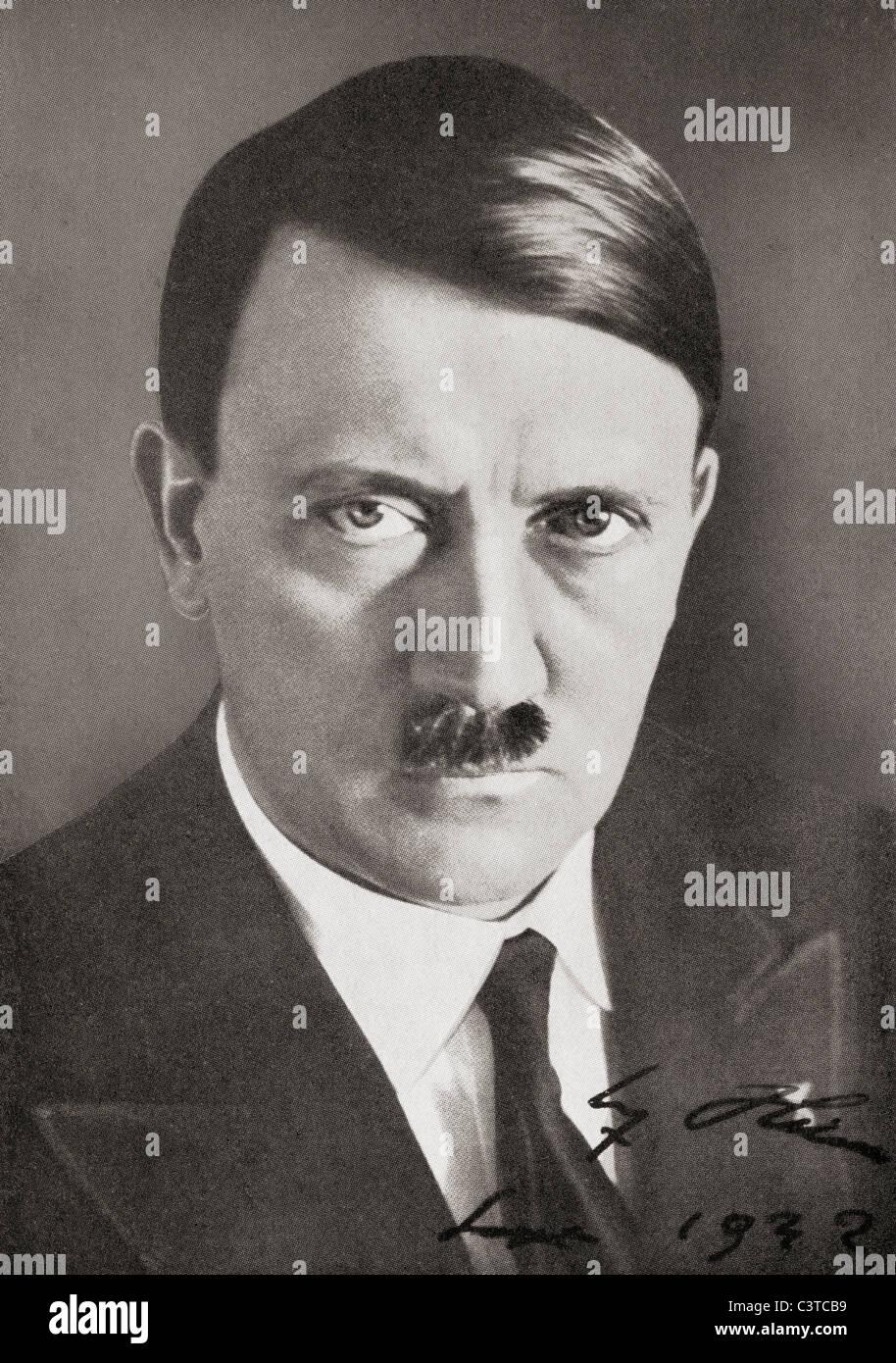 an essay on adolf hitler and the deutsche arbeiterpartei Adolf hitler (20 april 1889 the leader of the nazi party (german: nationalsozialistische deutsche arbeiterpartei.