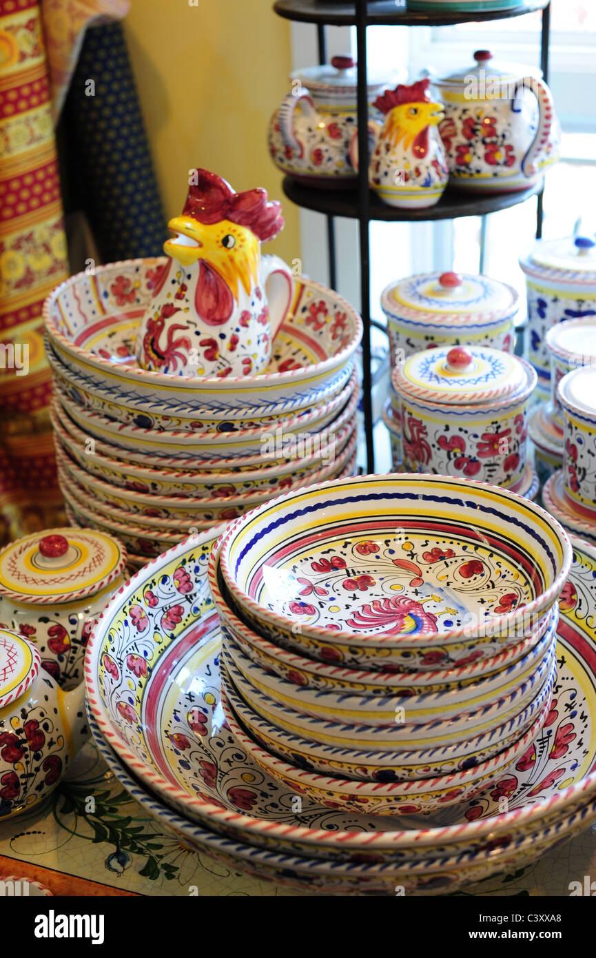 Italienische Keramik Stockfotos Italienische Keramik Bilder Alamy