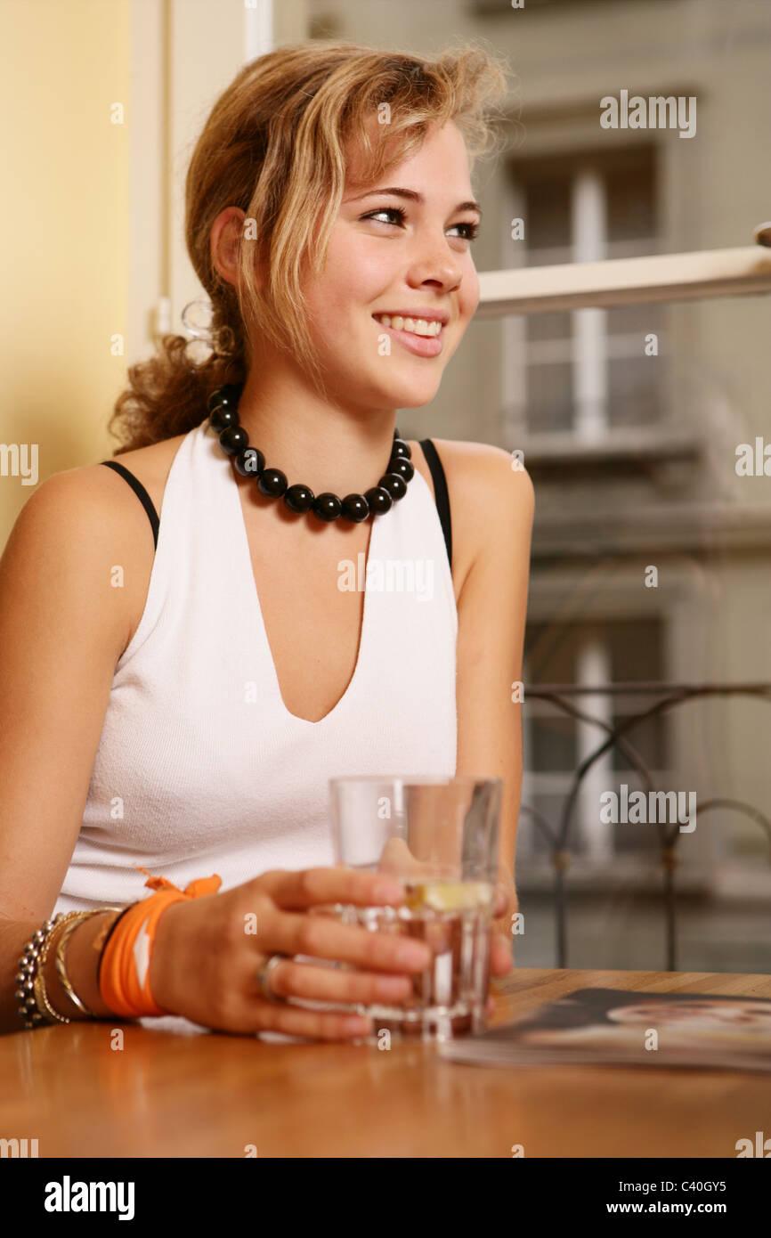Flirten teenager