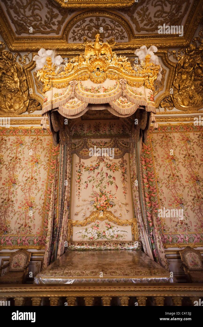 Europa, Frankreich, Paris, Versailles, Palast von Versailles ...
