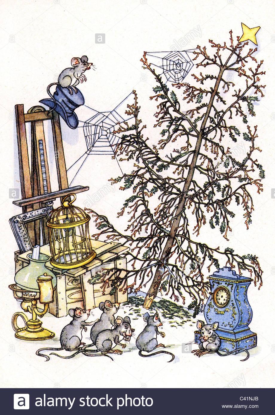 Andersen Der Tannenbaum.Literatur Märchen Muss Der Tannenbaum Von Hans Christian