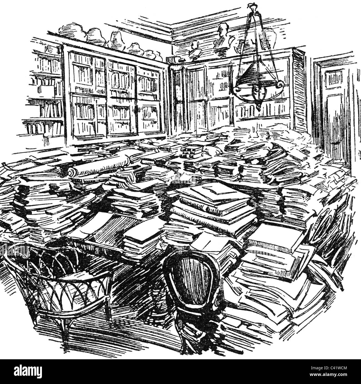 Virchow Rudolf 13 10 1821 5 9 1902 Deutscher Arzt Und Politiker