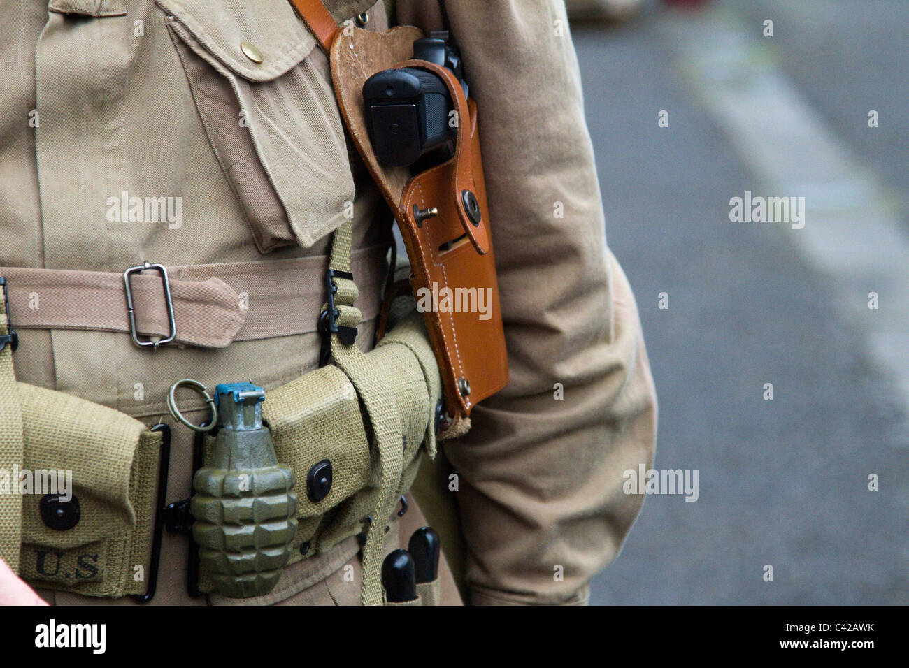 Service Guns Arms Stockfotos & Service Guns Arms Bilder - Alamy