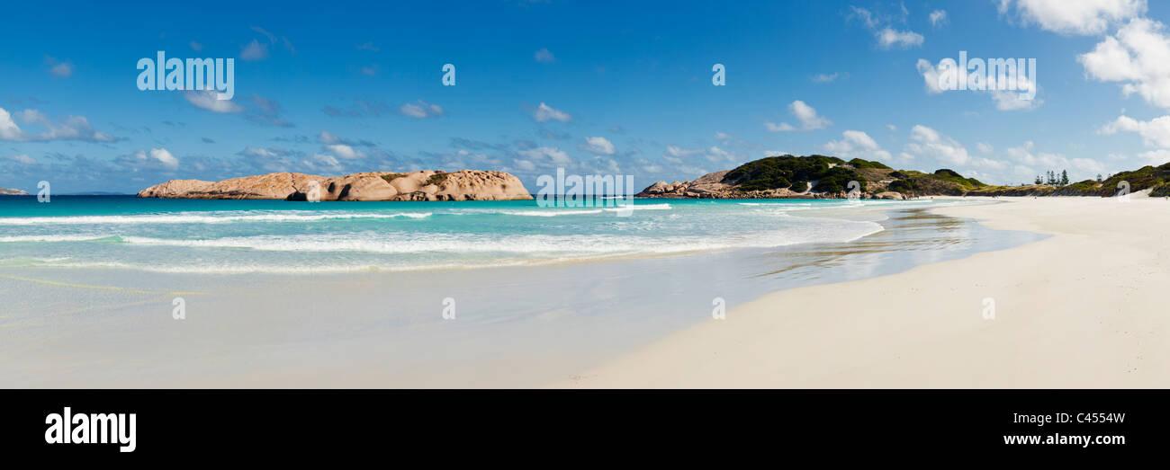 Twilight Beach, Esperance, Western Australia, Australien Stockbild