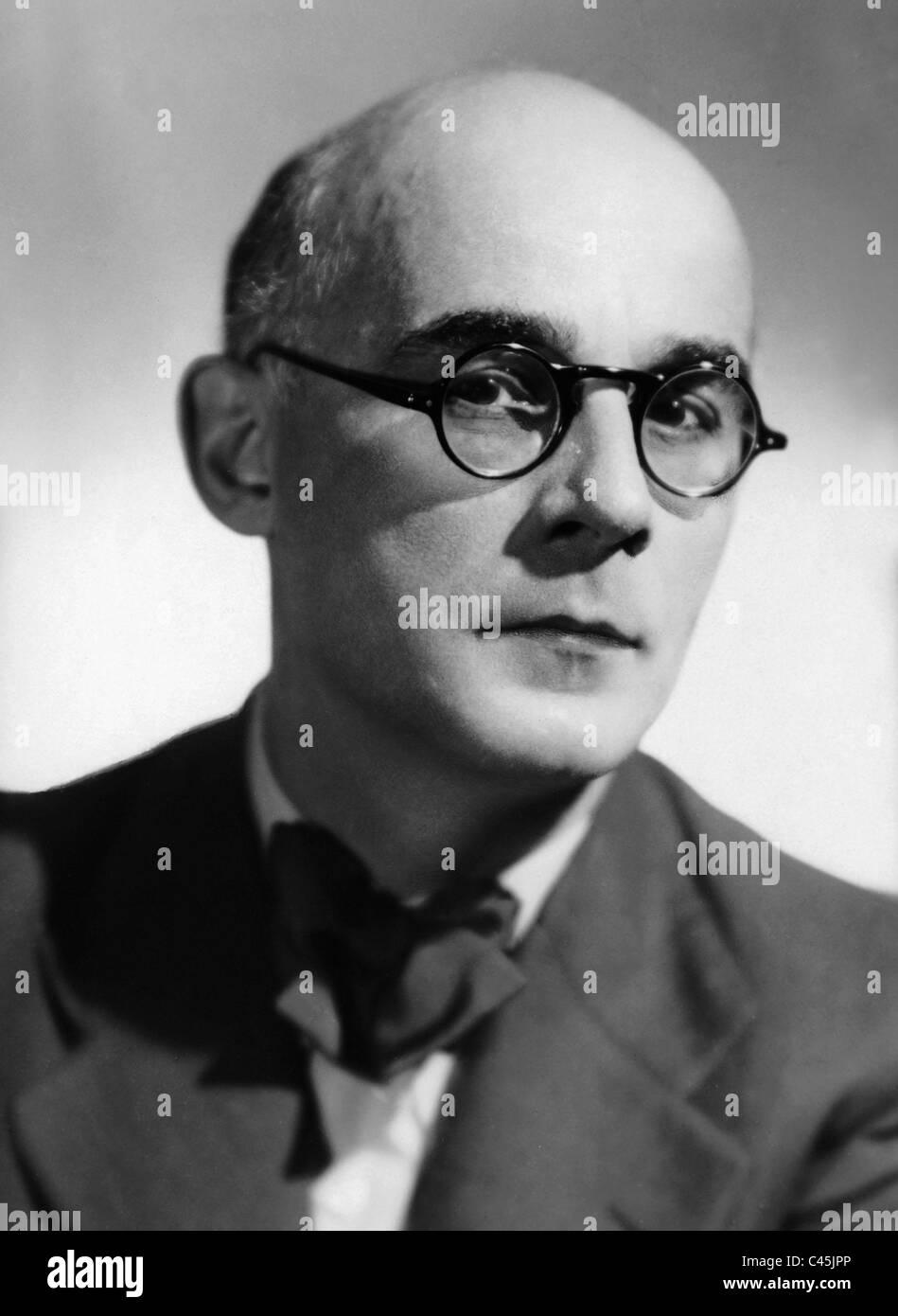 Erich Engel, 1939 Stockbild