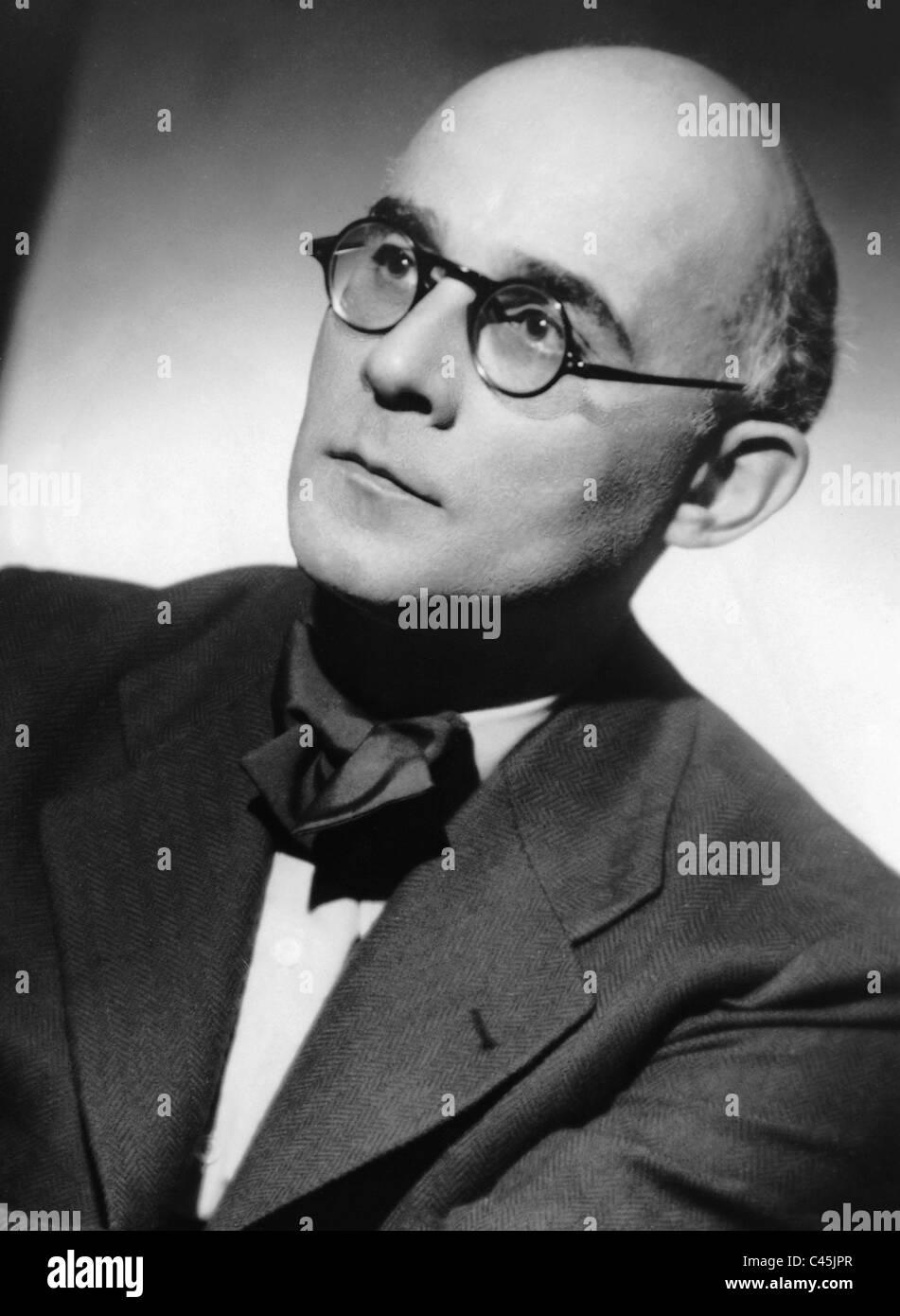 Erich Engel, 1940 Stockbild