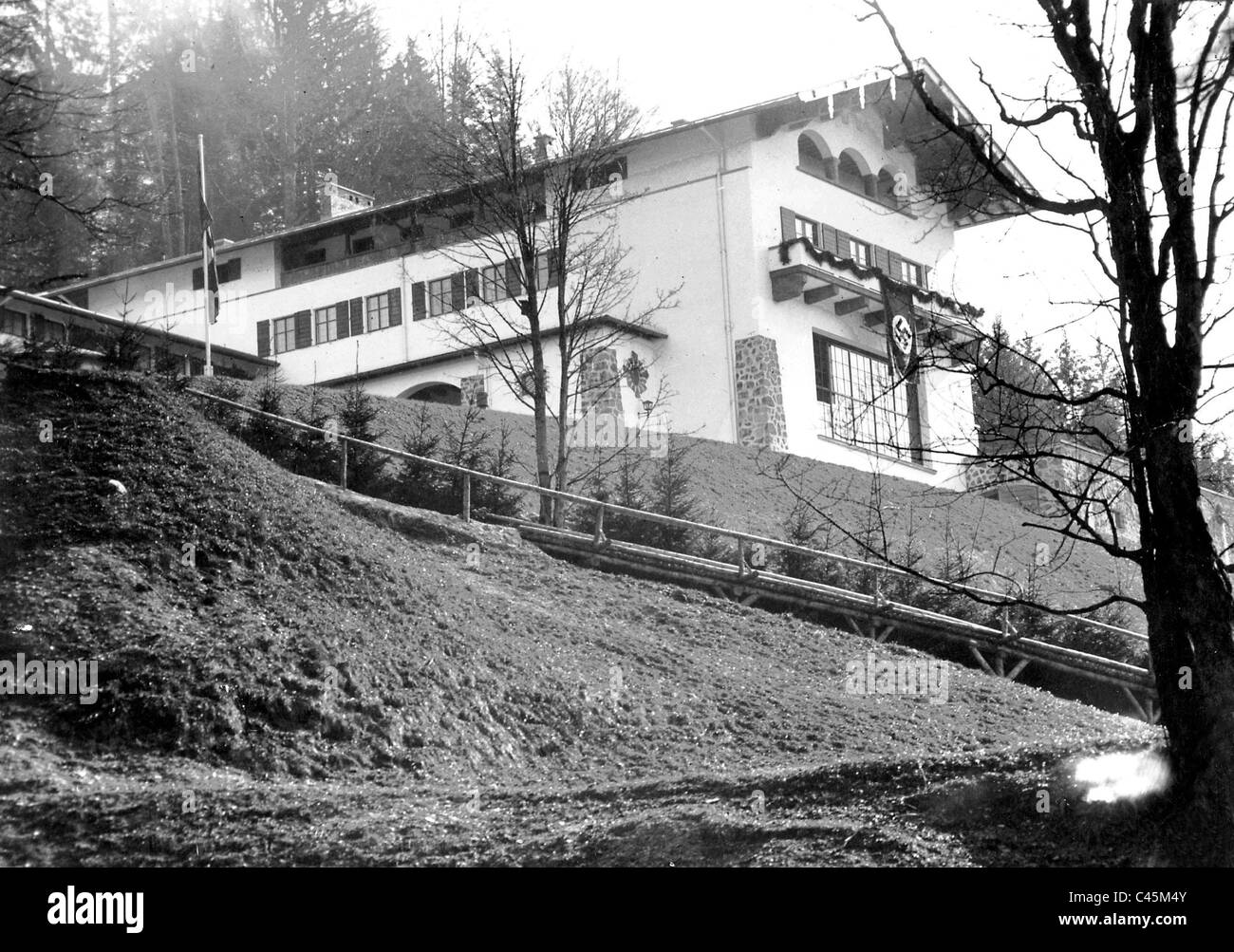 Hitlers Tea Room