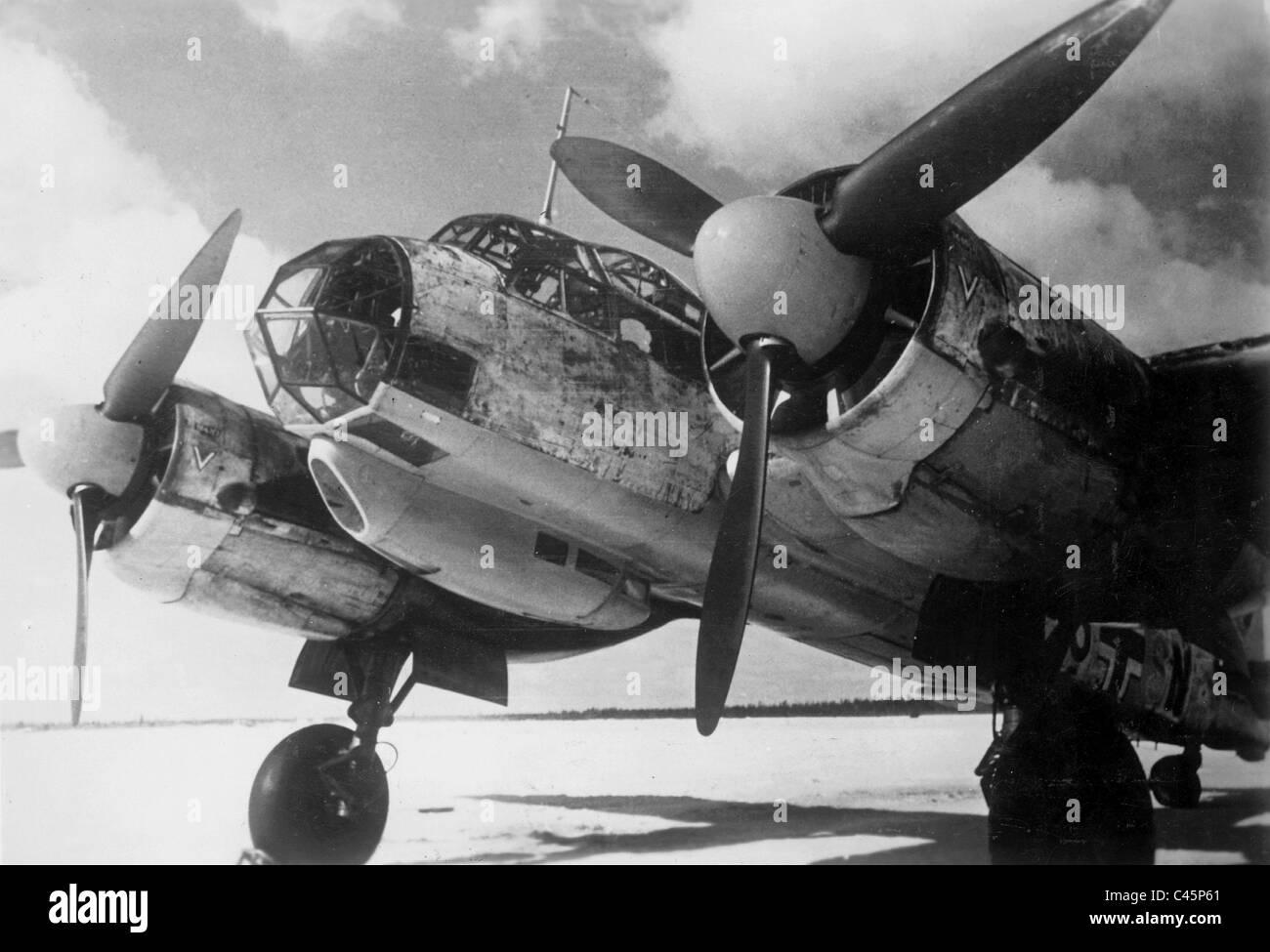 Junkers Ju 88, 1942 Stockfoto