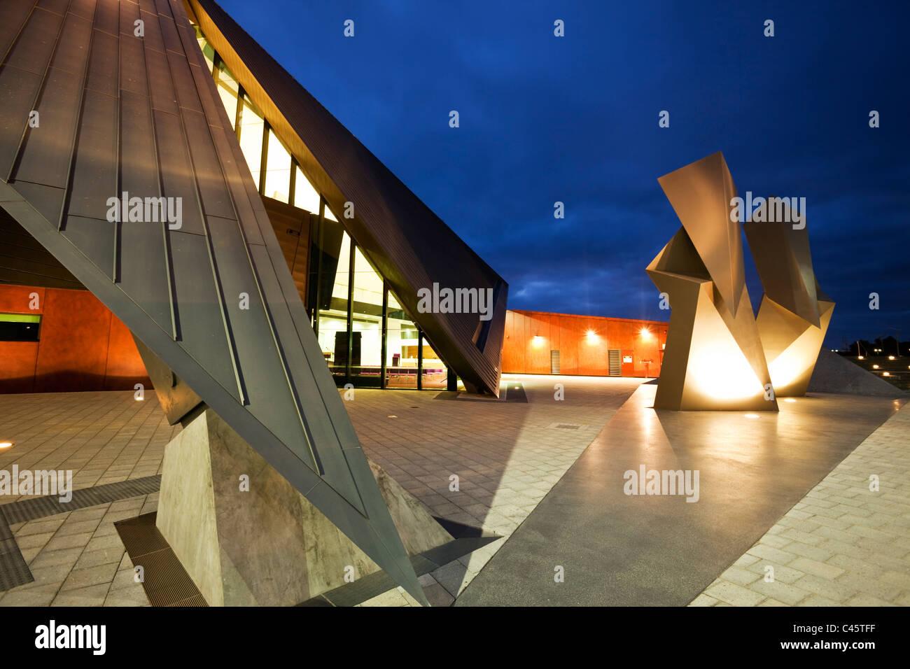 Die Albany-Entertainment-Center. Albany, Western Australia, Australien Stockbild