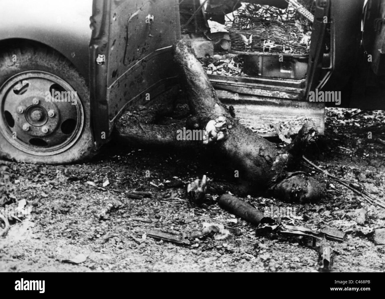 Tote Im Zweiten Weltkrieg