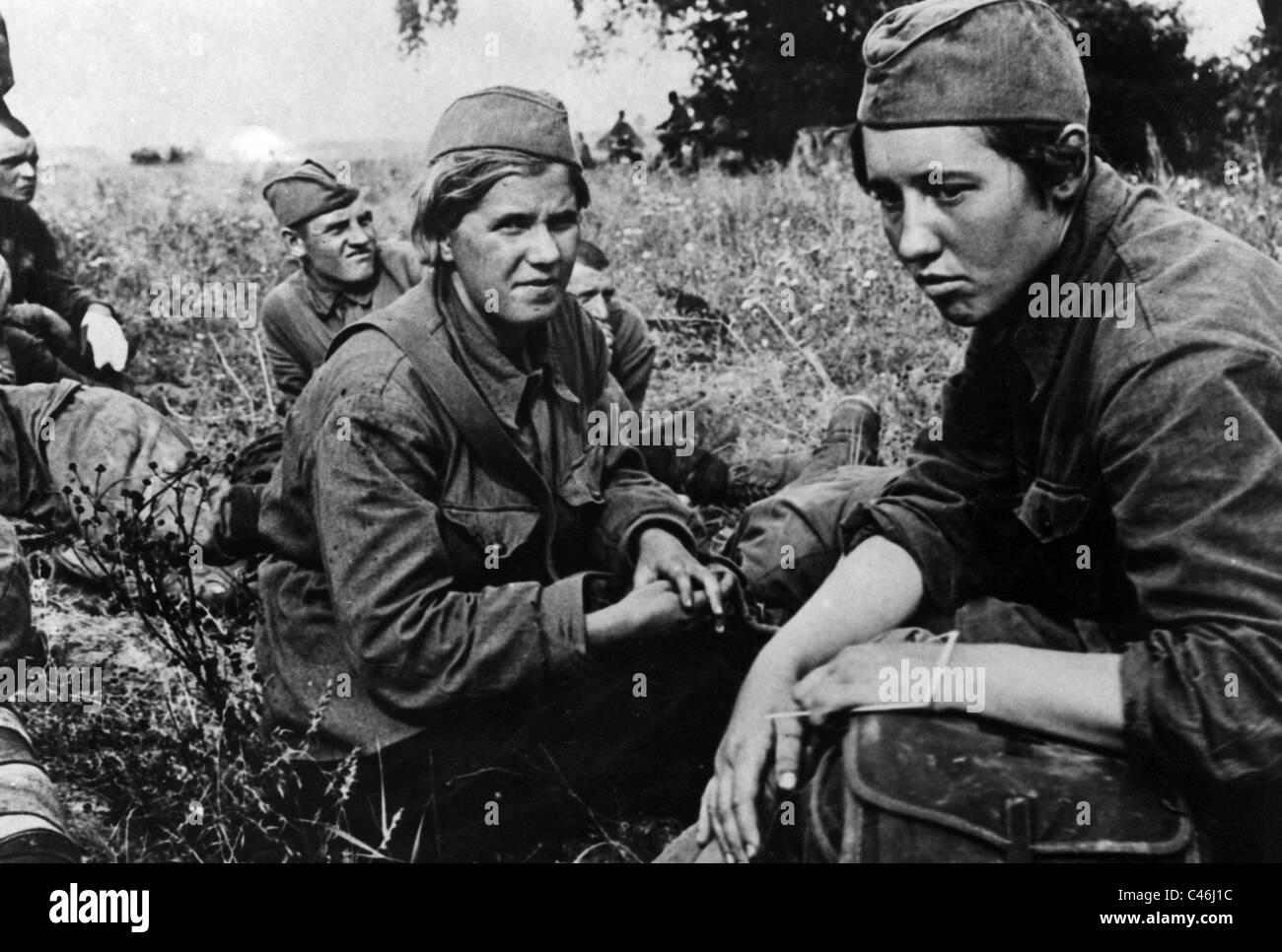 Armee der russischen Bräute