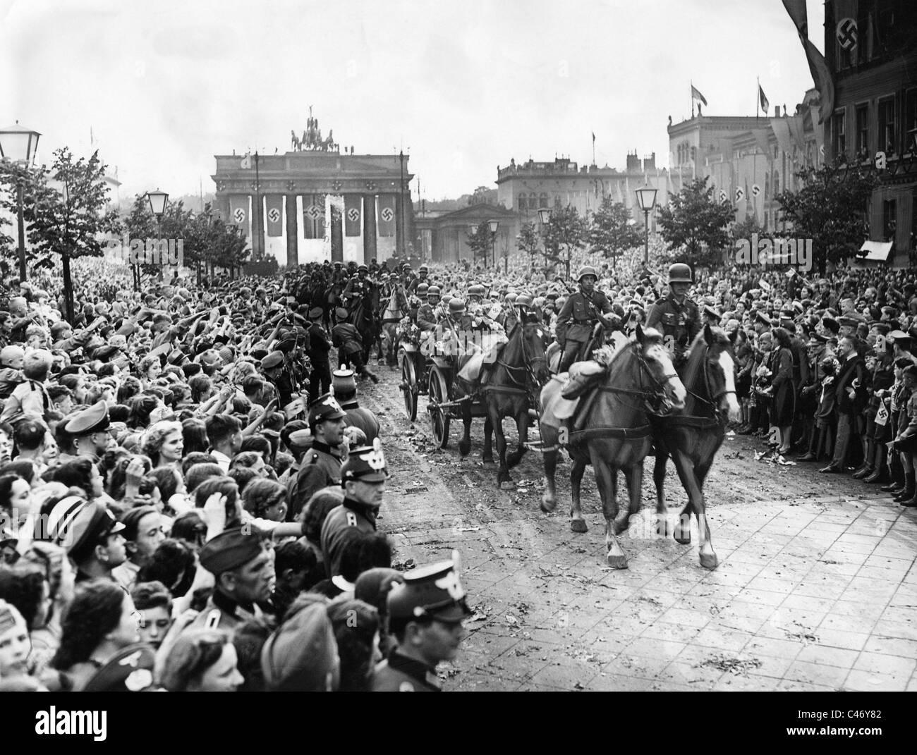 Frankreich Feldzug 1940
