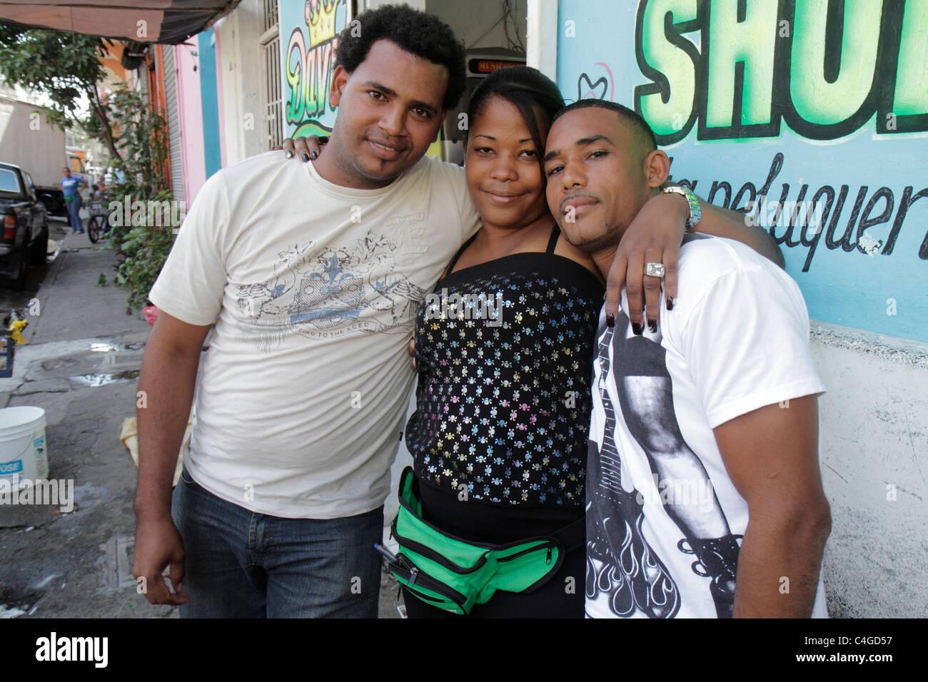 dominikanische hispanische