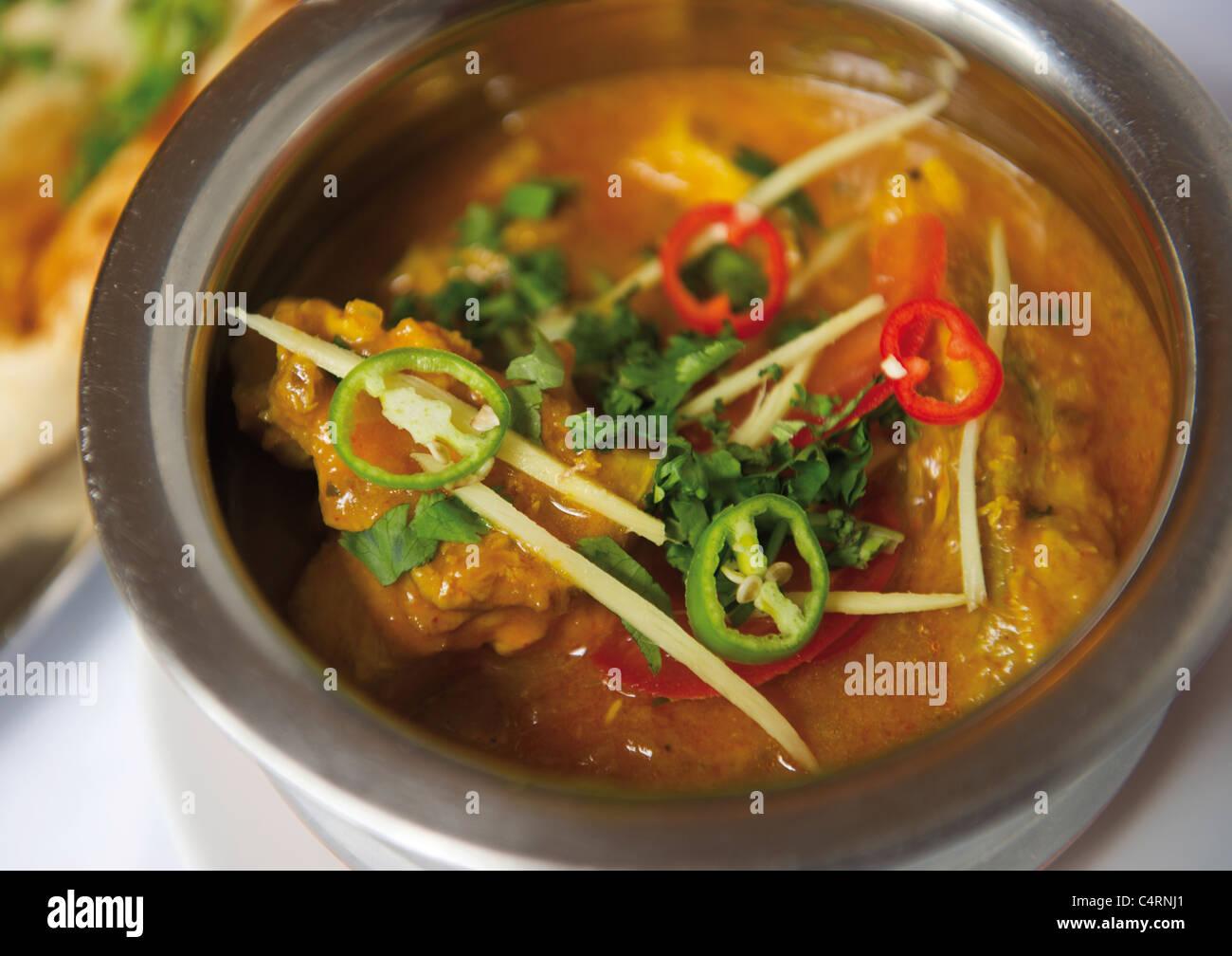 chicken curry stockfotos chicken curry bilder alamy. Black Bedroom Furniture Sets. Home Design Ideas