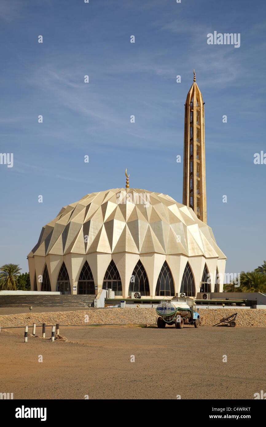 Universität des Heiligen Koran & islamischen Wissenschaften, Omdurman, Nord-Sudan, Afrika Stockbild