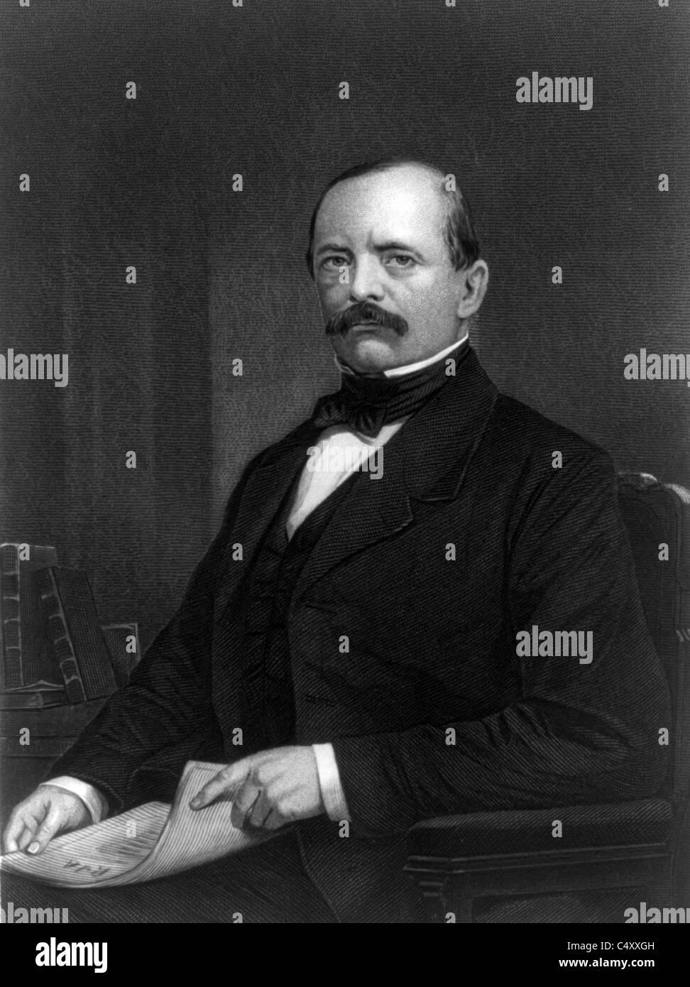 Otto Fürst von Bismarck Stockbild