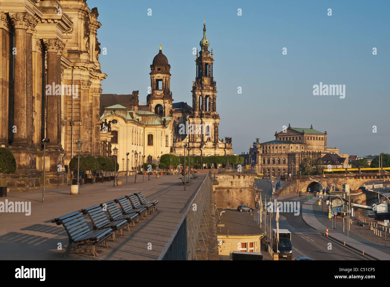 Bruhlsche Terrasse Dresden Der Bruhlschen Terrasse Dresden