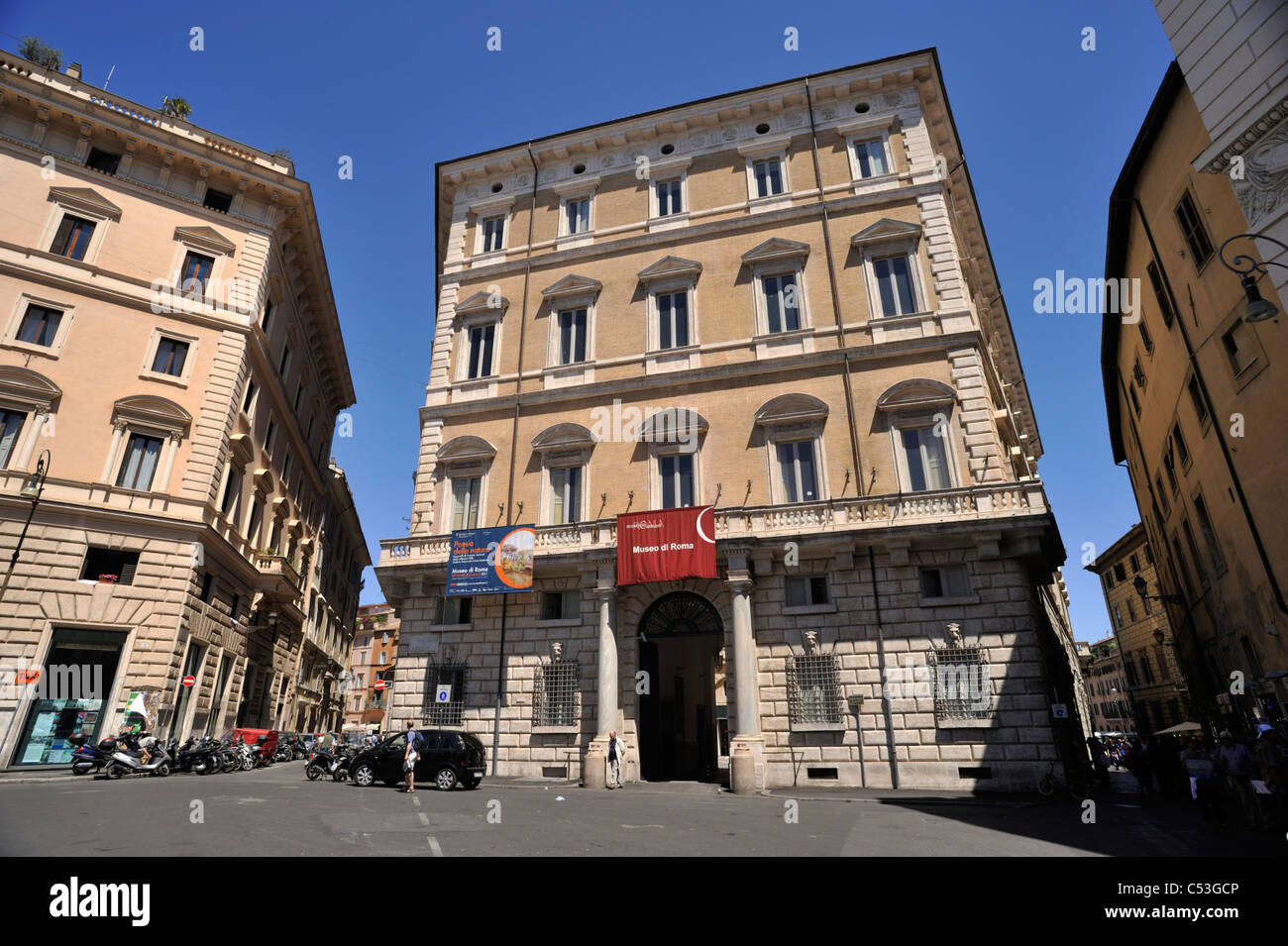 Museo Di Roma Stockfotos & Museo Di Roma Bilder - Alamy