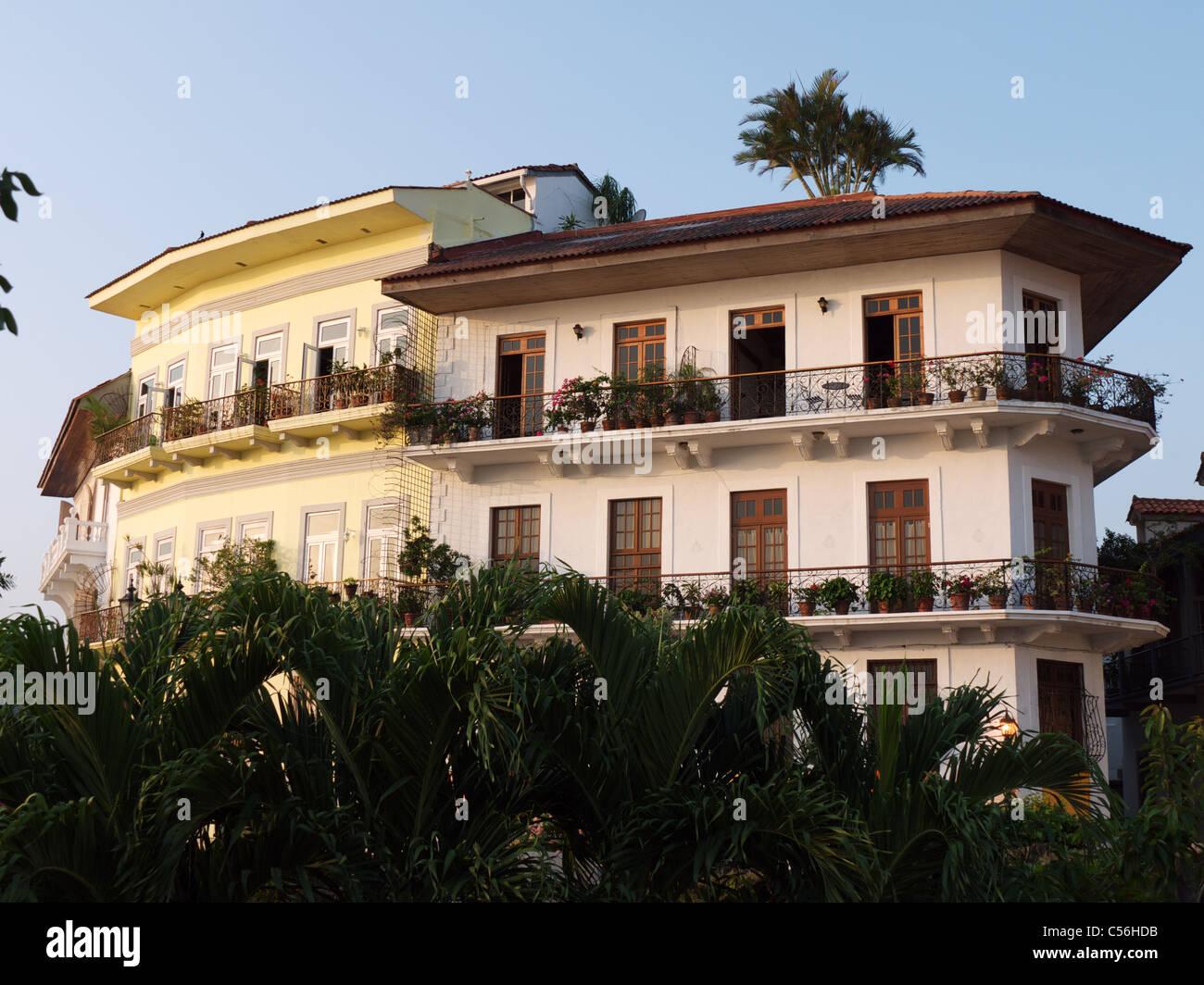 Casco Viejo Panama Stockfotos Und Bilder Kaufen Alamy