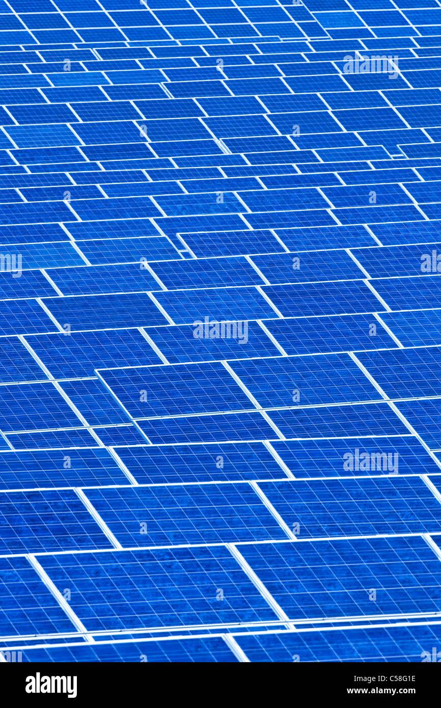 Alternative, blau, Zelle, sauber, Sammler, Erhaltung, Öko, ökologisch, Ökologie, Elektro, Elektrik, Stockbild