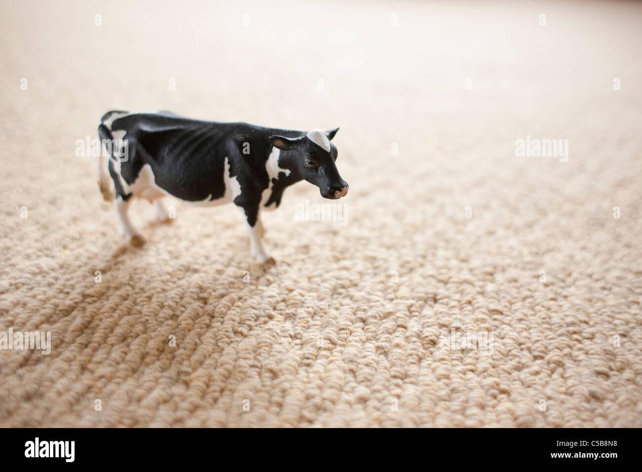 Blickfang Kuh Teppich Ideen Von Spielzeug Auf